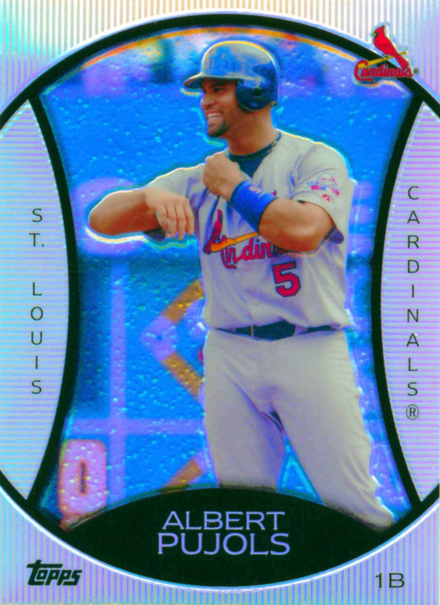 2013 Topps Chrome Black Refractors