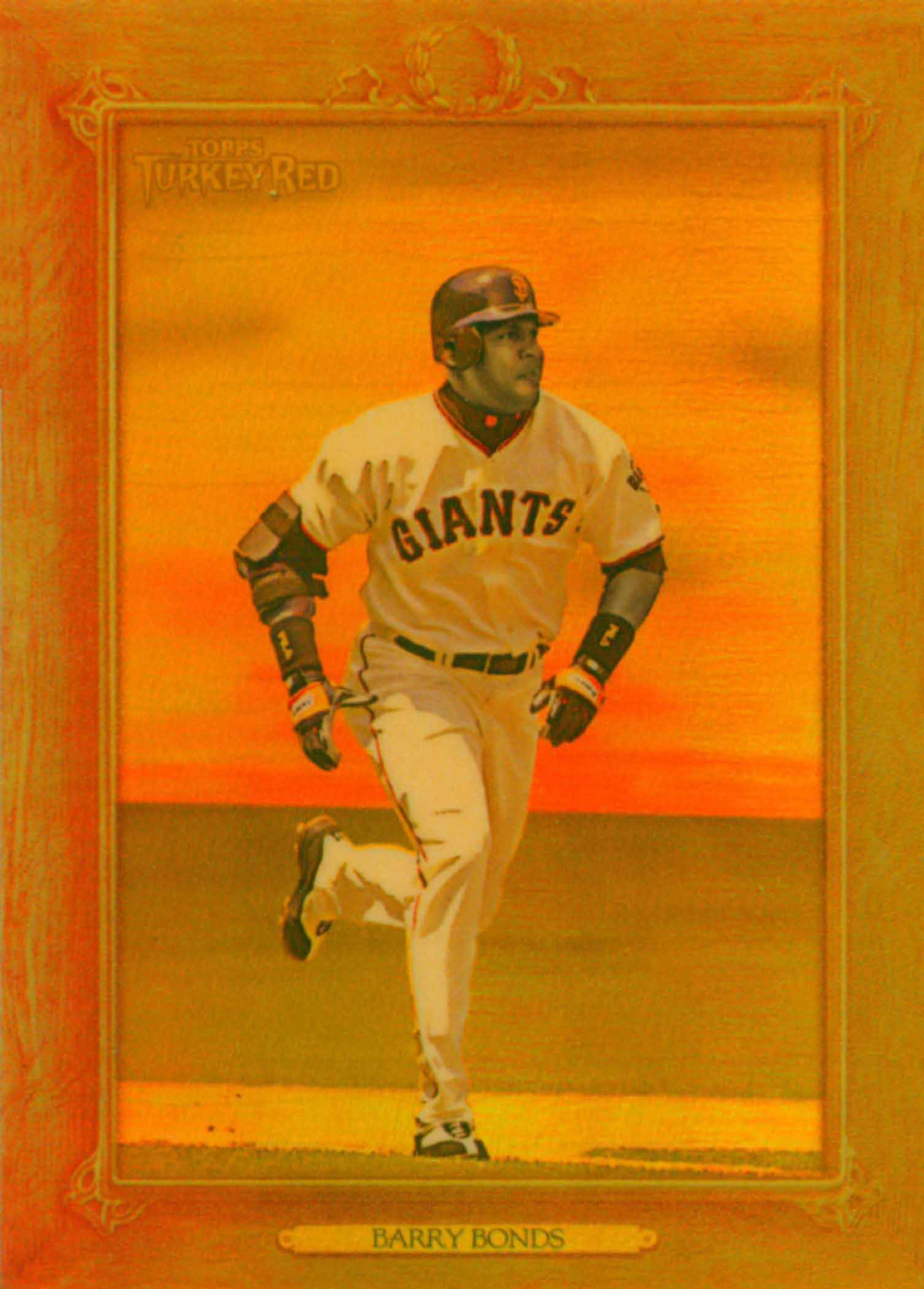 2007 Topps Turkey Red Chrome Refractors