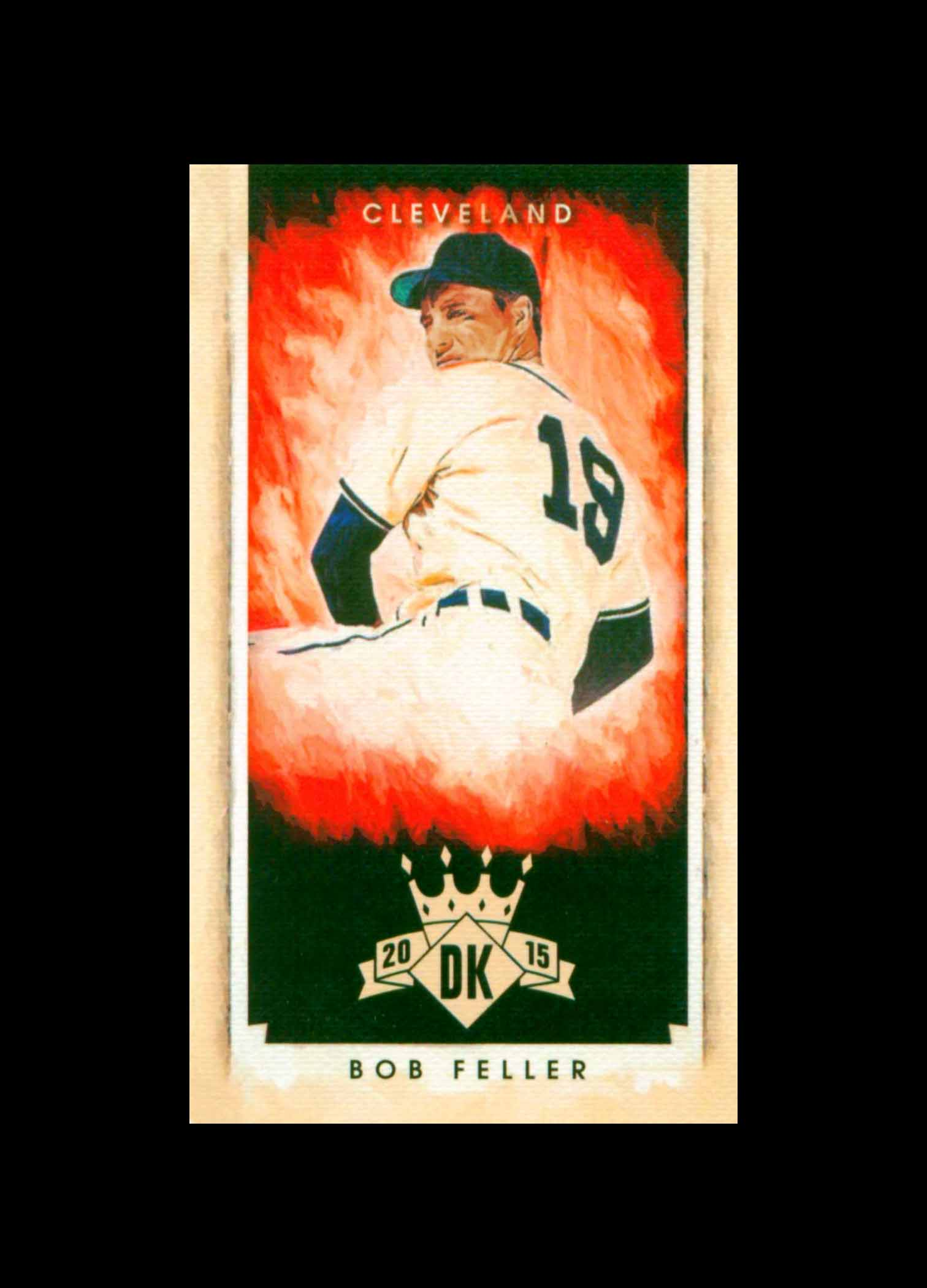 2012 Topps Gypsy Queen Mini Sepia