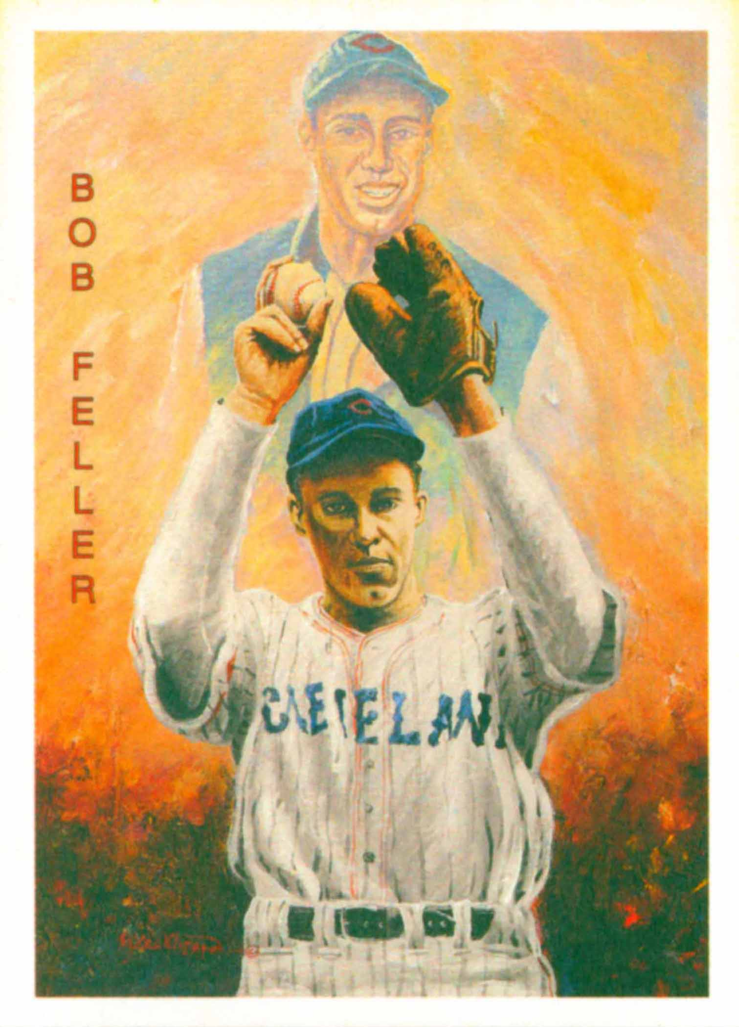1994 Ted Williams Locklear Collection