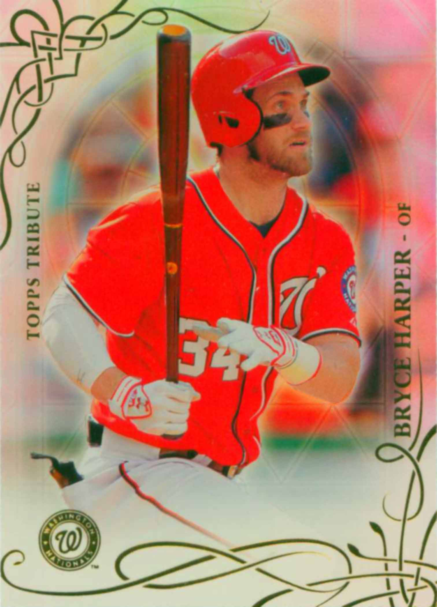 2015 Topps Gypsy Queen Mini Box Variations
