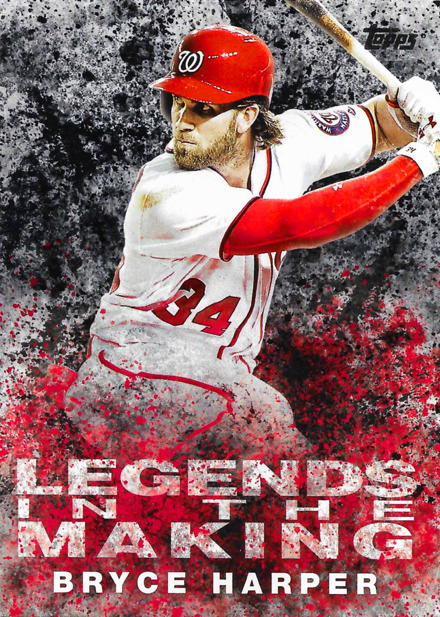 2016 Topps Heritage Stand Ups