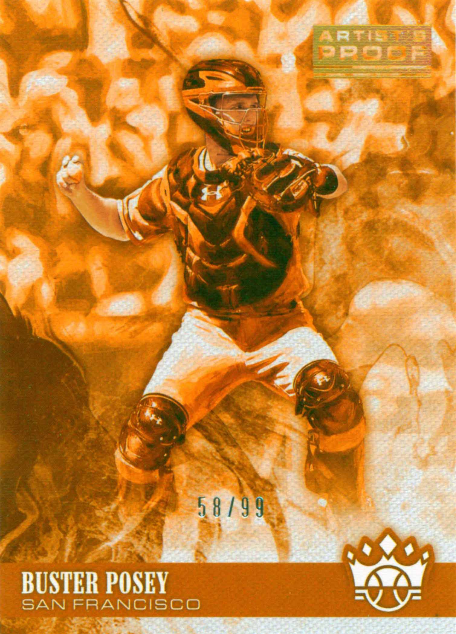 2015 Donruss Press Proofs Silver