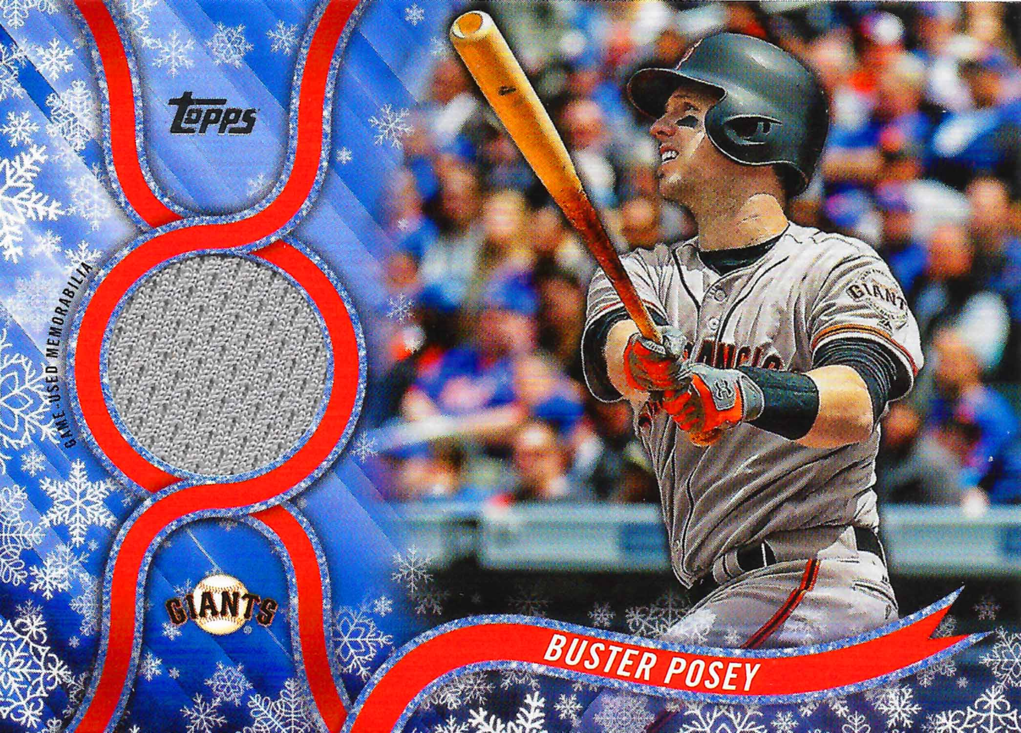 2016 Topps Gypsy Queen Relics