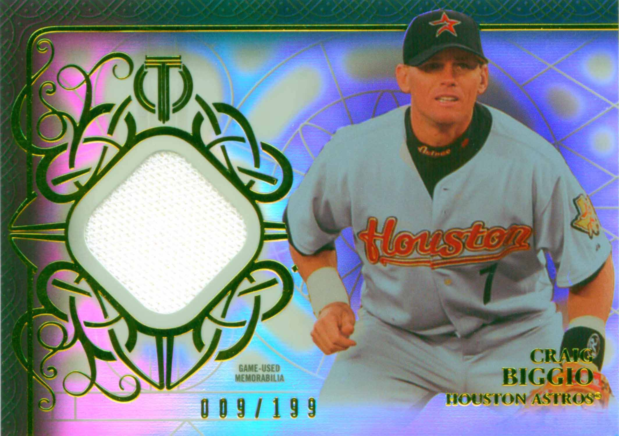 Topps Tribute Relics