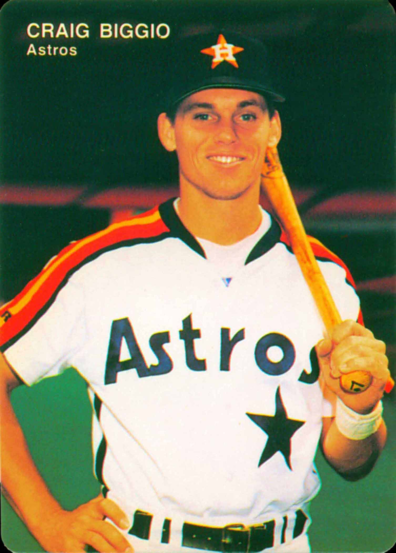 1992 Mother's Cookies Astros