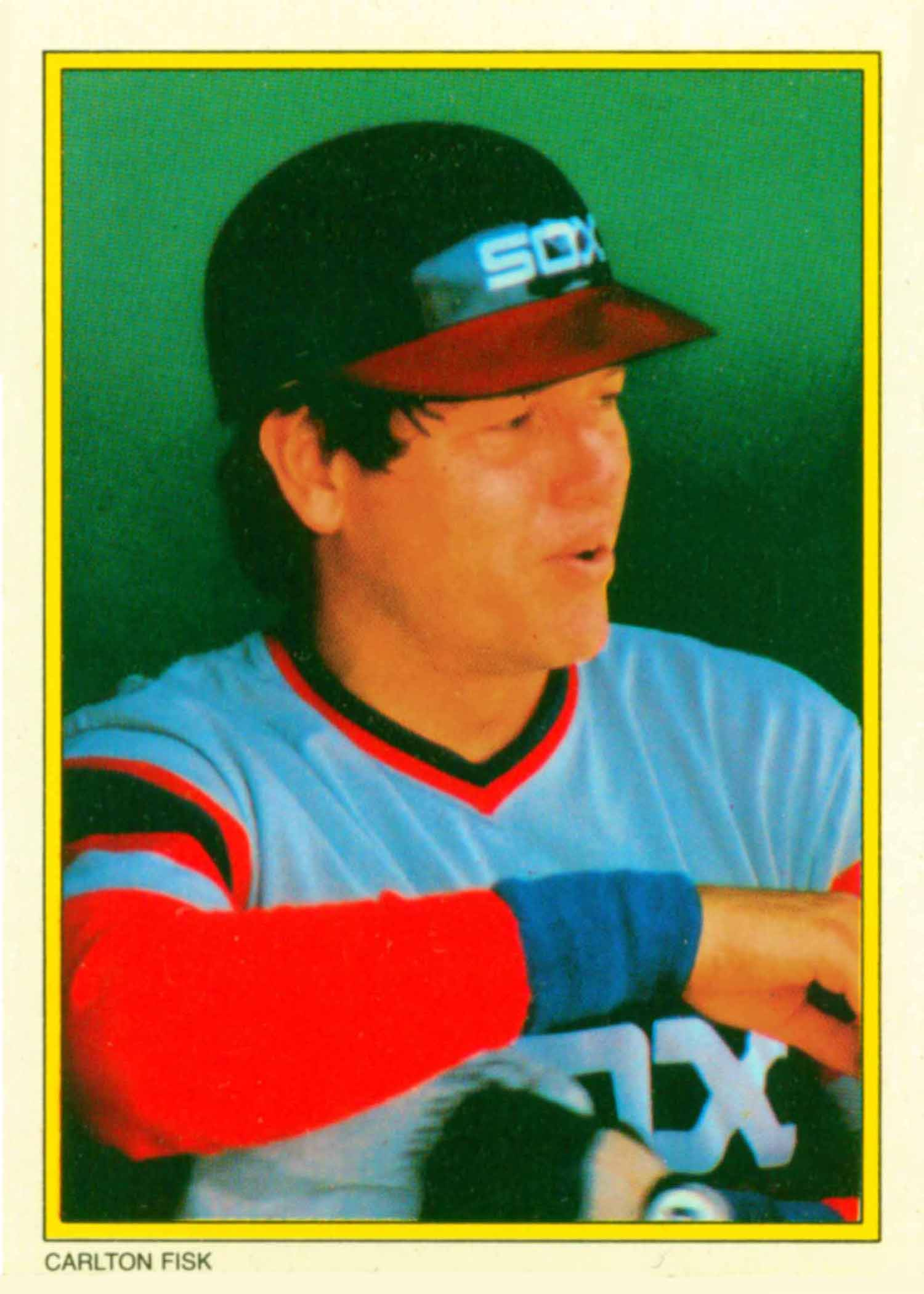 1983 Topps Glossy Send-Ins