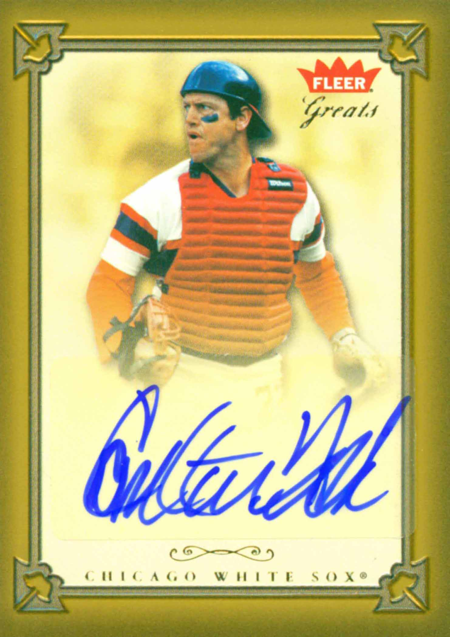 2004 Greats of the Game Autographs