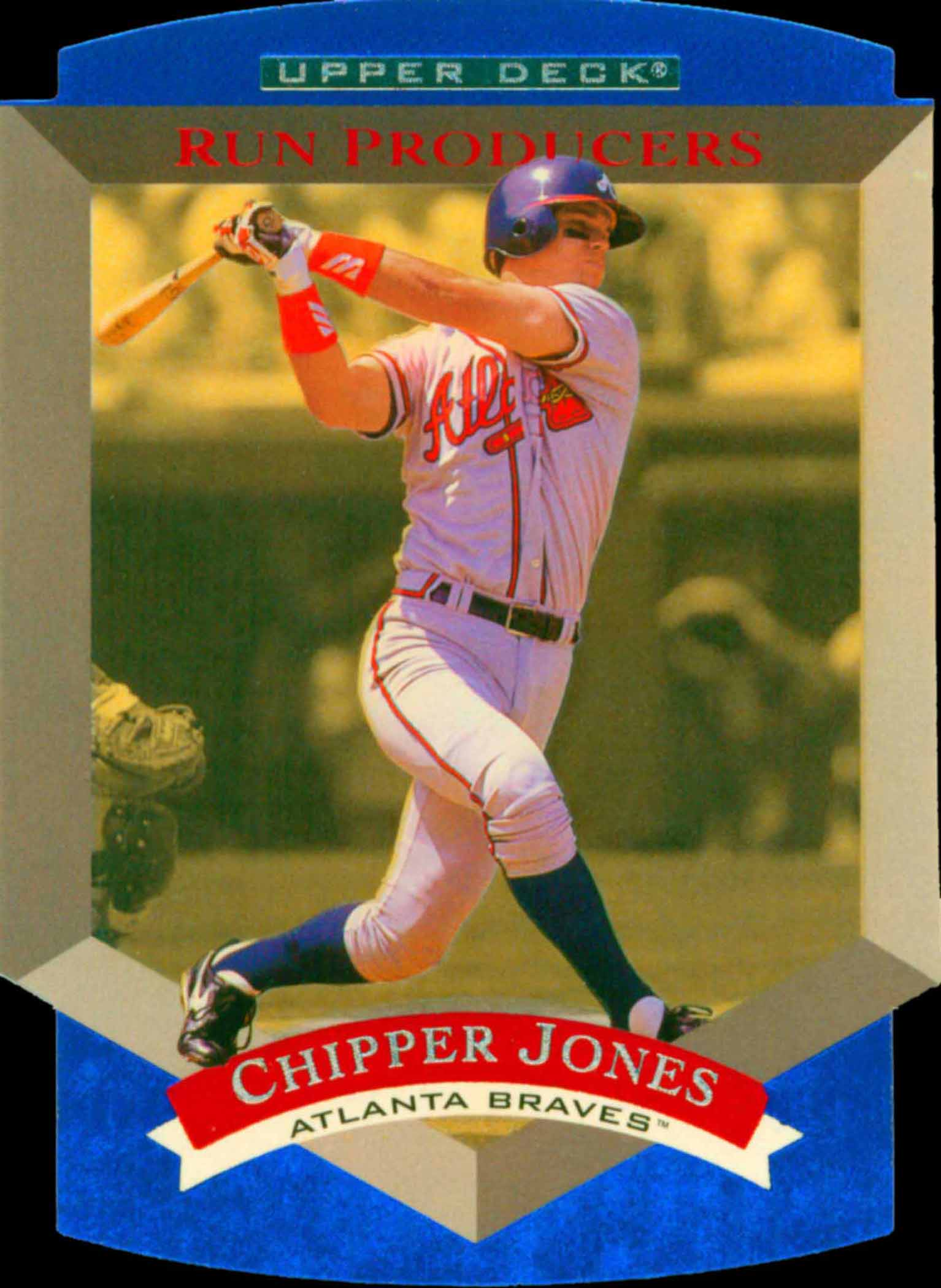 1996 SP Marquee Matchups Die Cuts