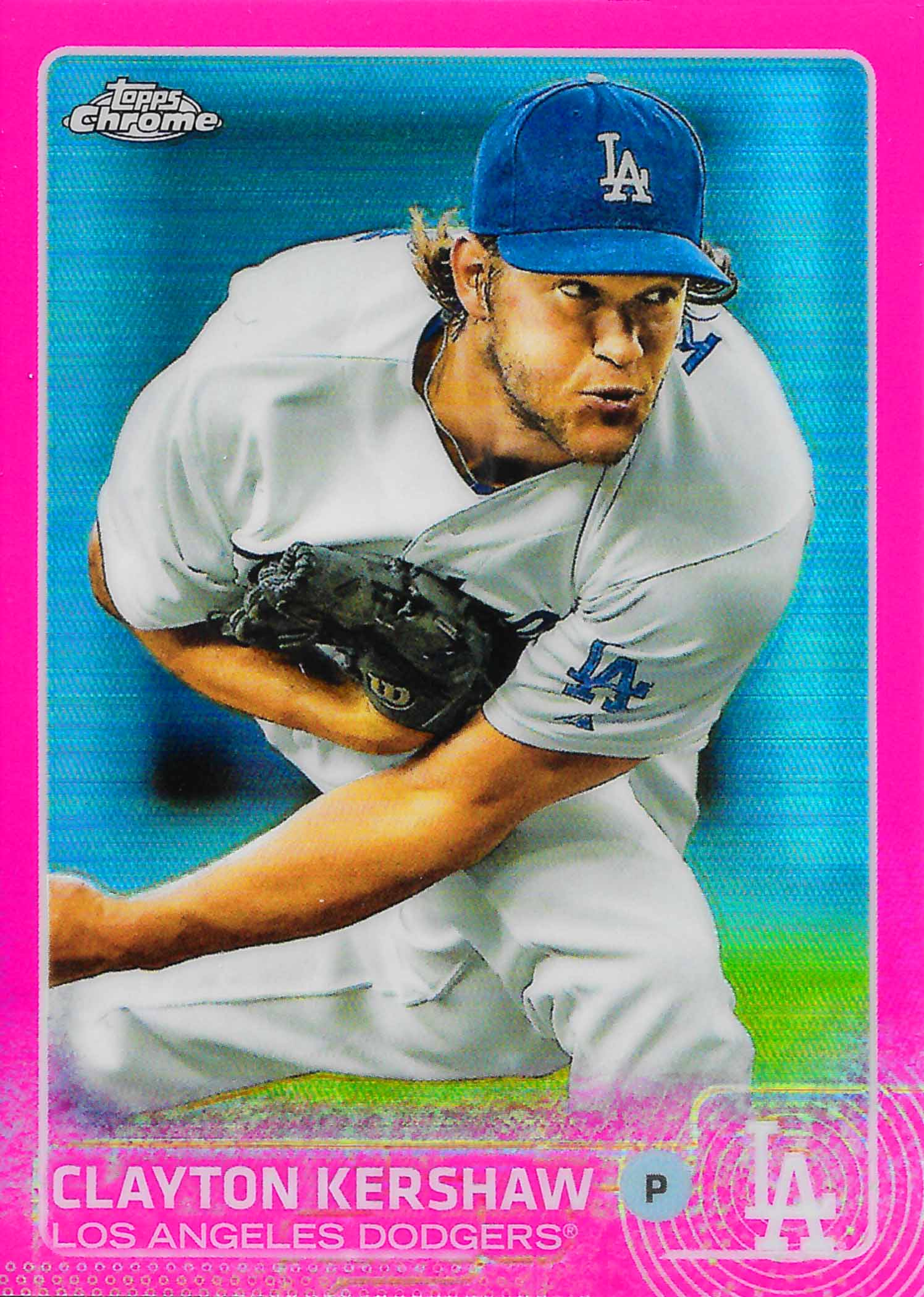 2014 Topps Chrome Chrome Connections Die Cuts