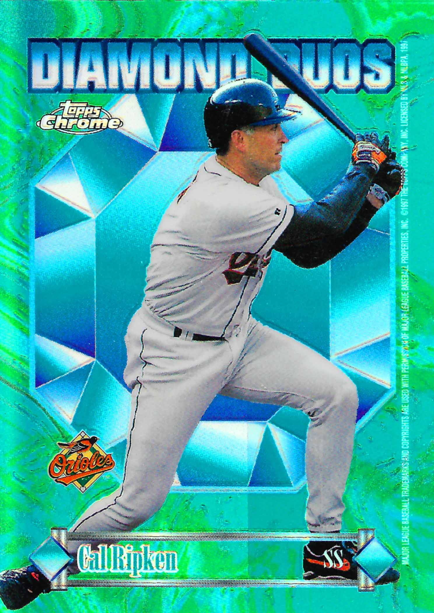 1998 Donruss Collections Preferred Executive Suite