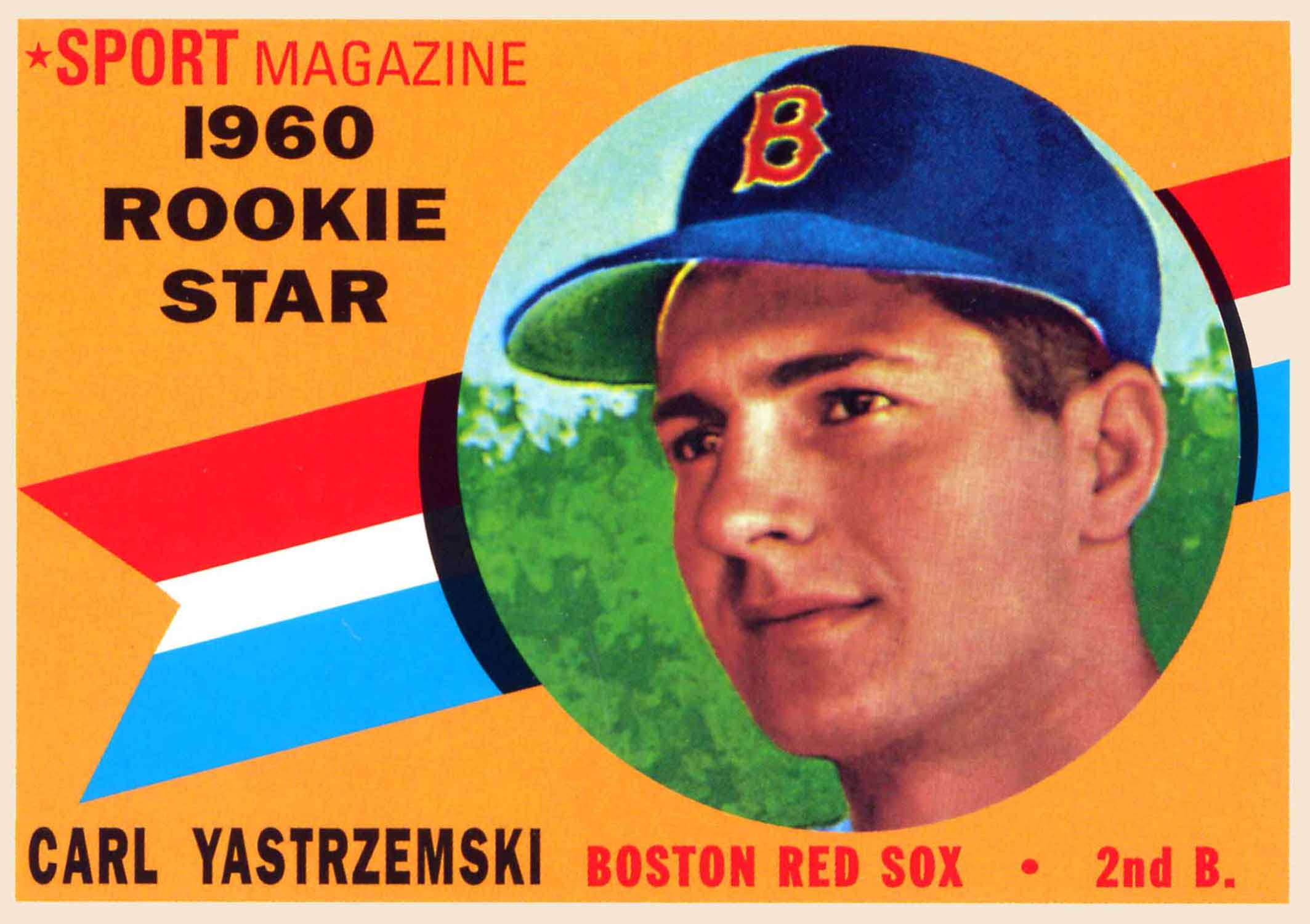1960 Topps Rookie Star