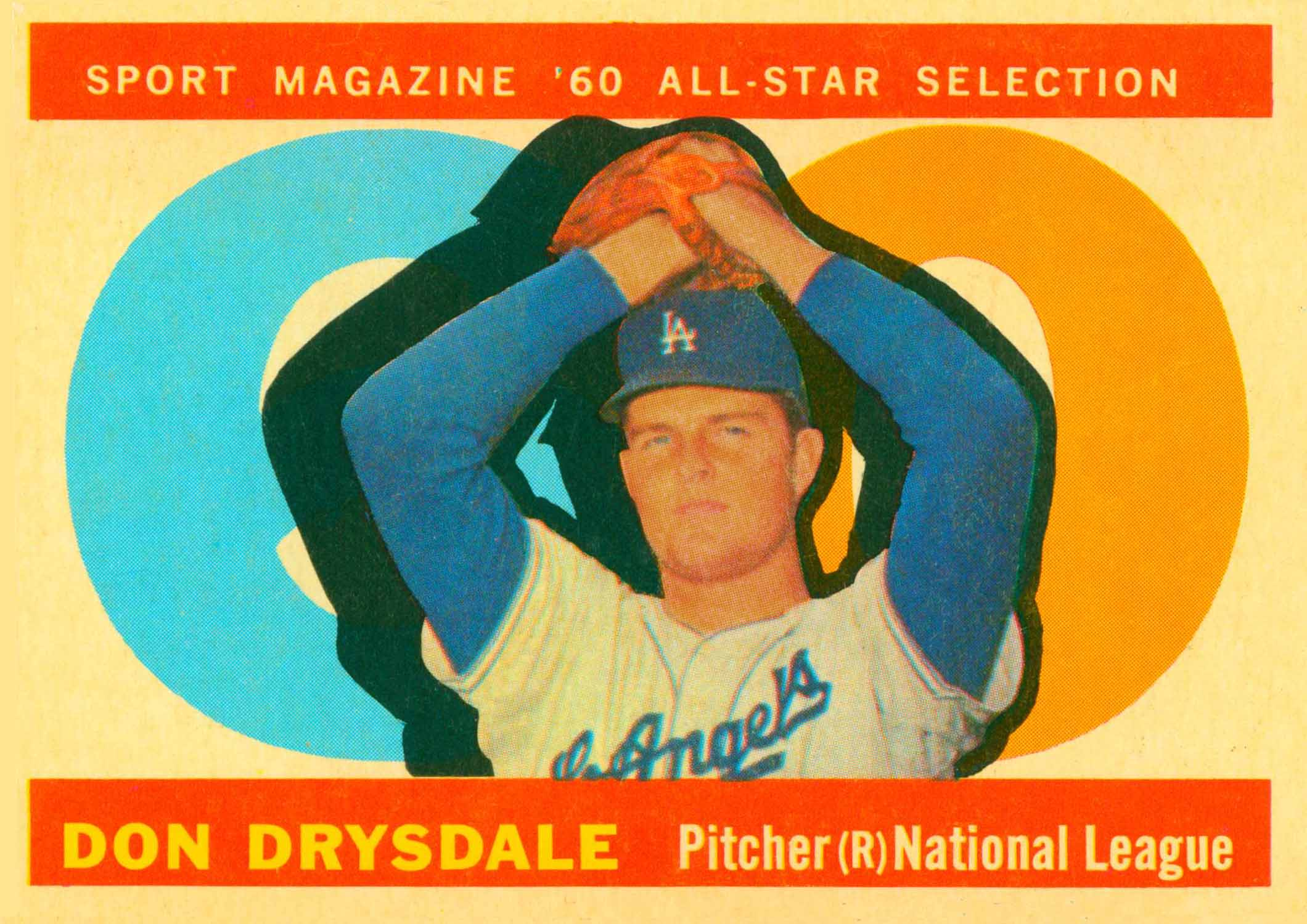 1960 Topps All-Star