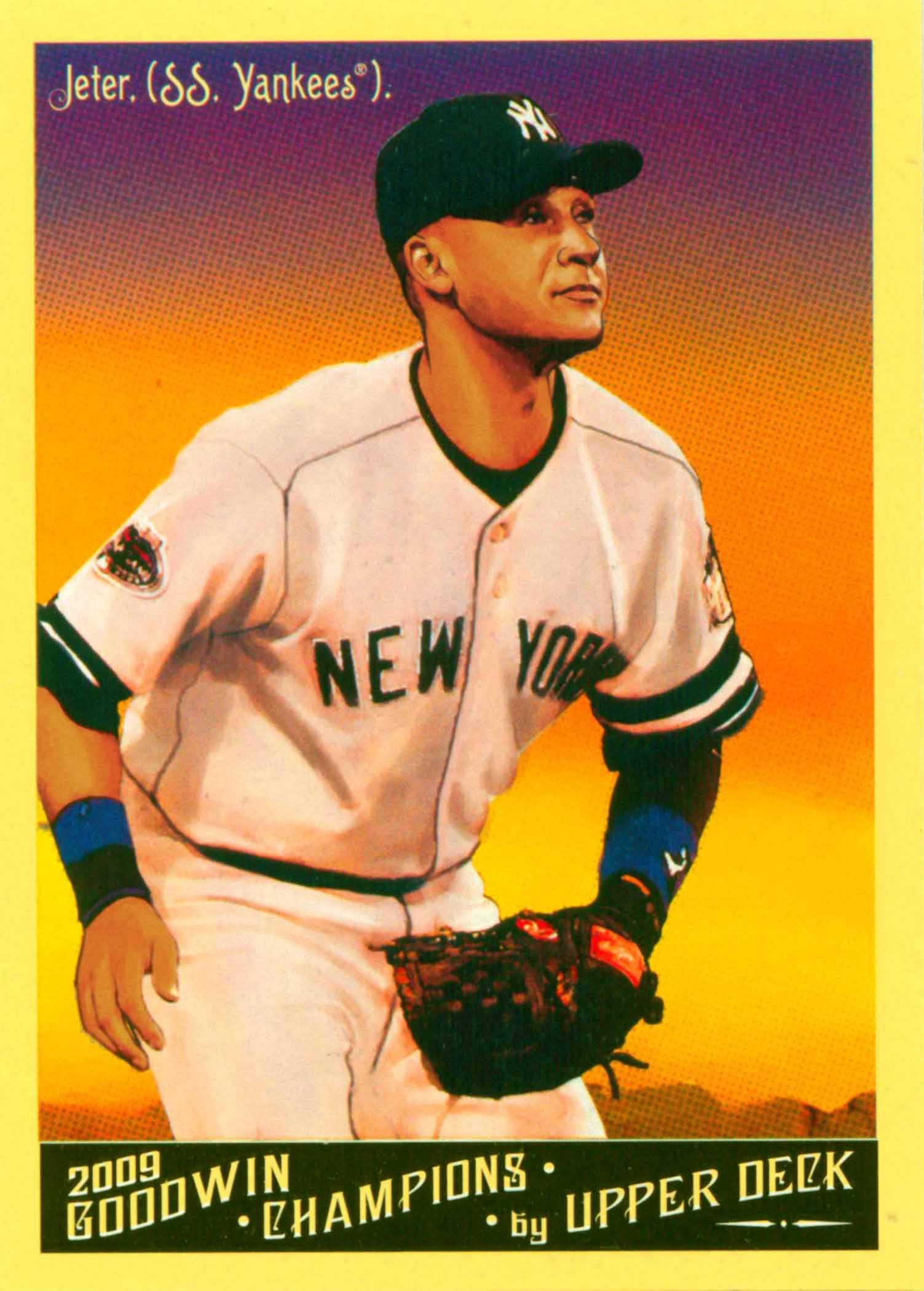2009 Upper Deck Goodwin Champions Preview