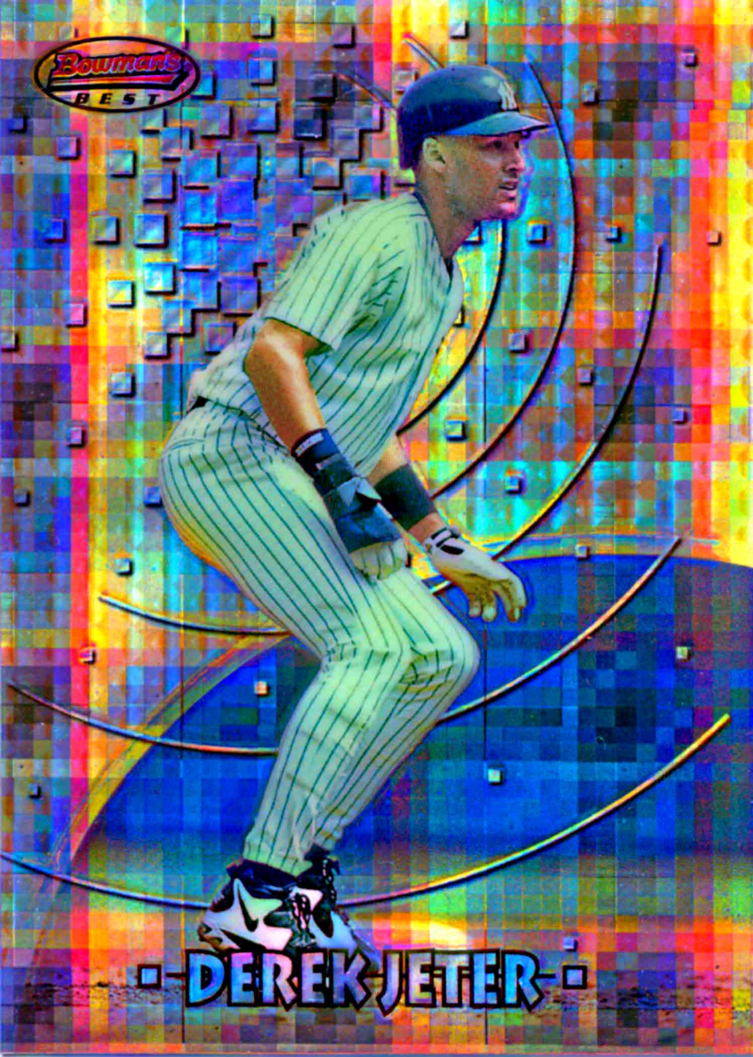 1997 Bowman's Best Preview Atomic Refractor