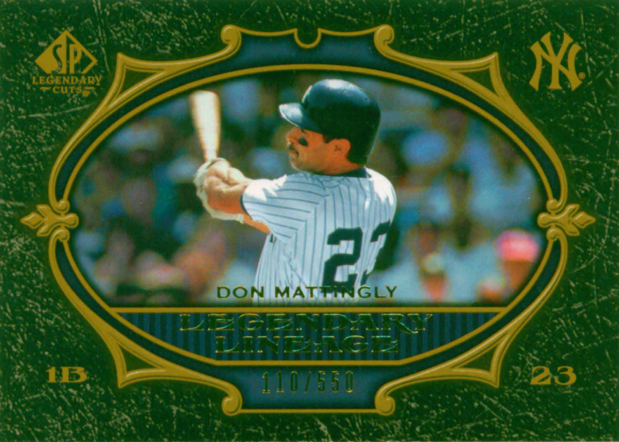 2005 Upper Deck Baseball Heroes