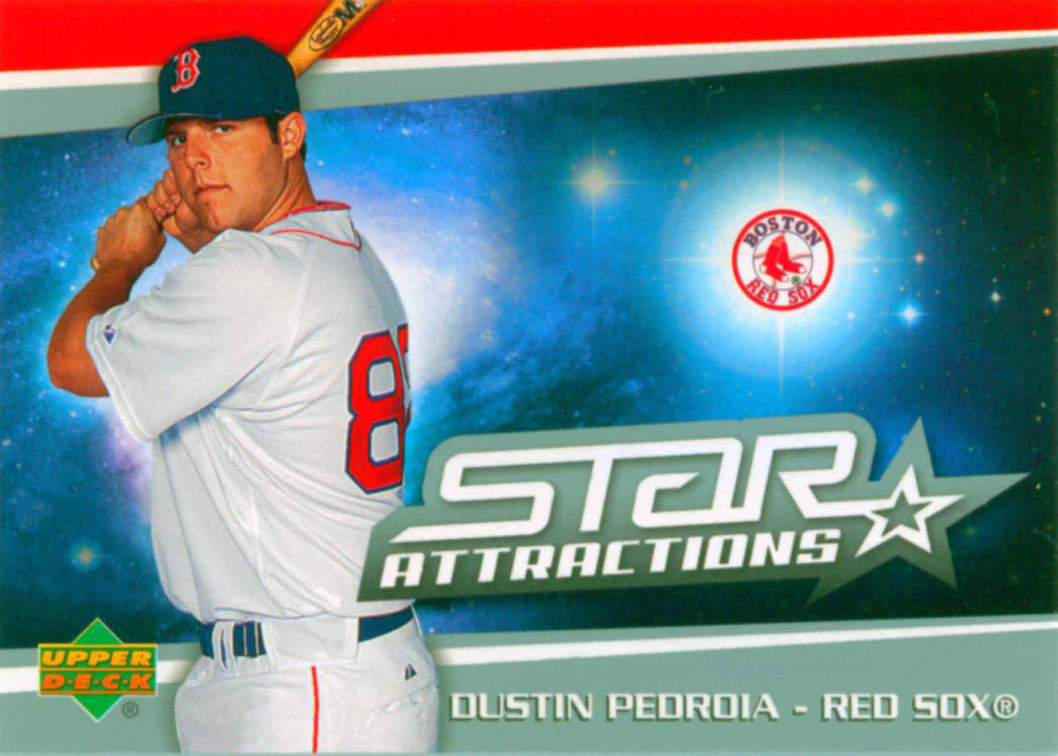 2006 Upper Deck Star Attractions