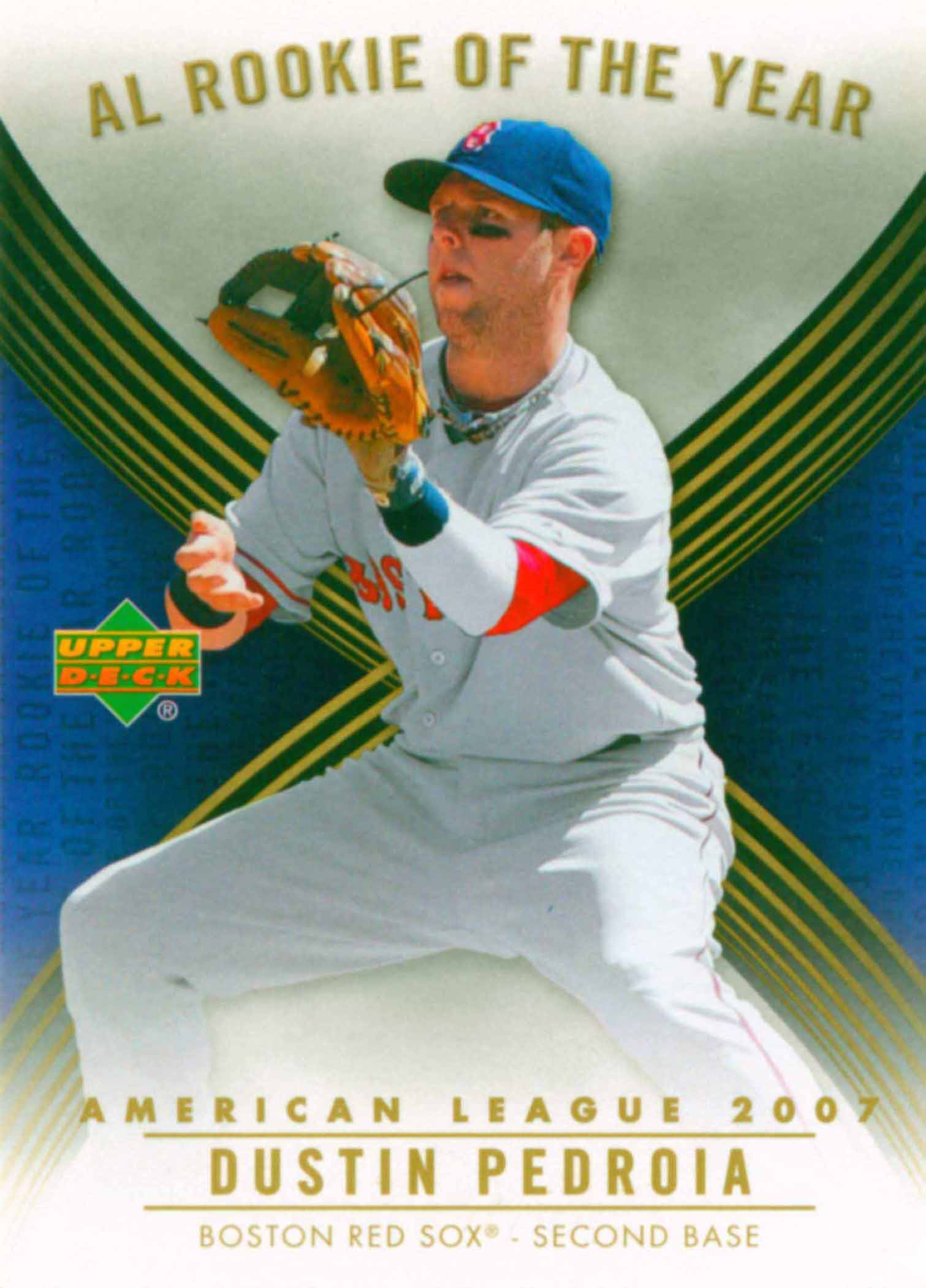 2007 Upper Deck MLB Rookie Card of the Month