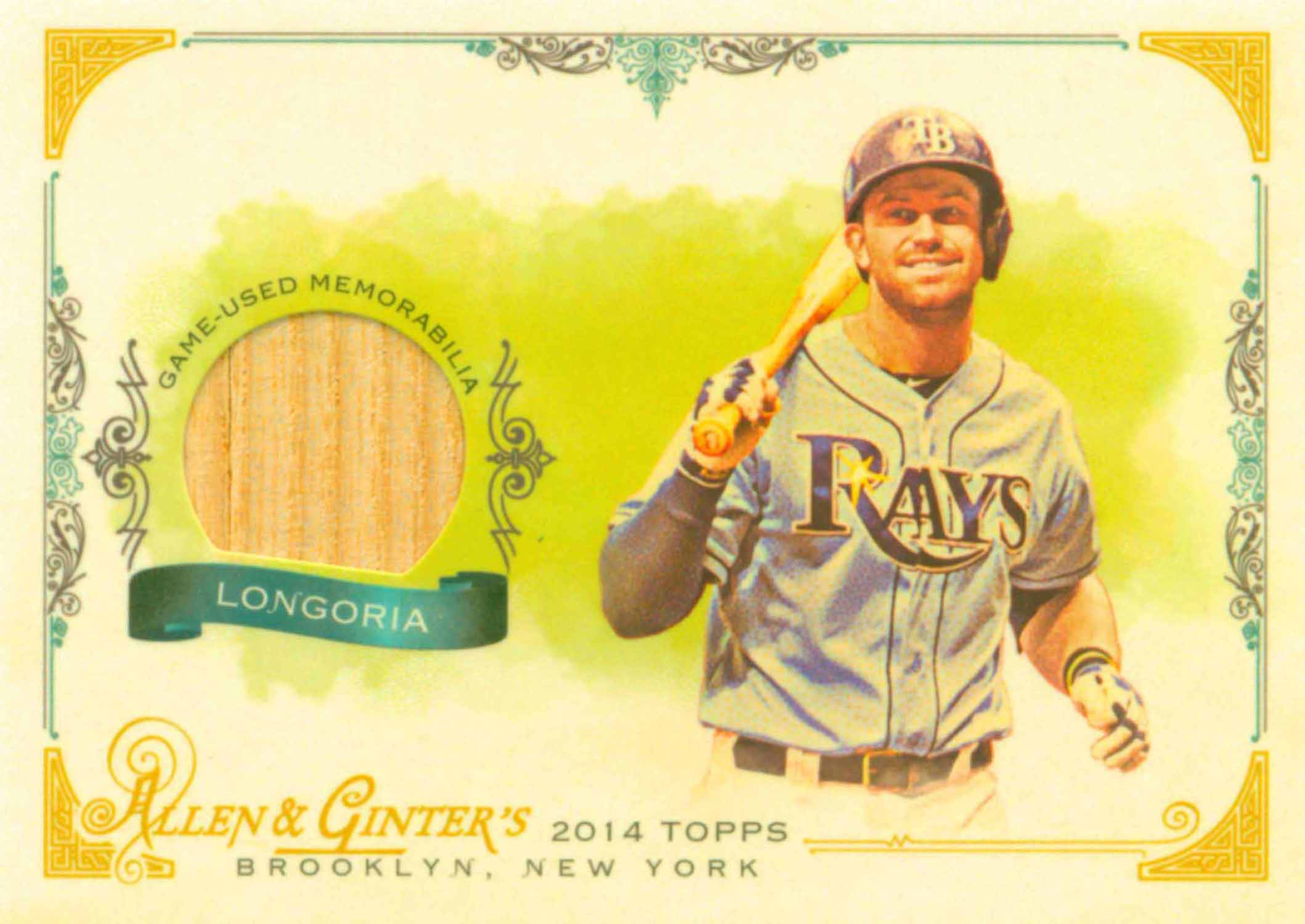 2014 Topps Allen and Ginter Relics