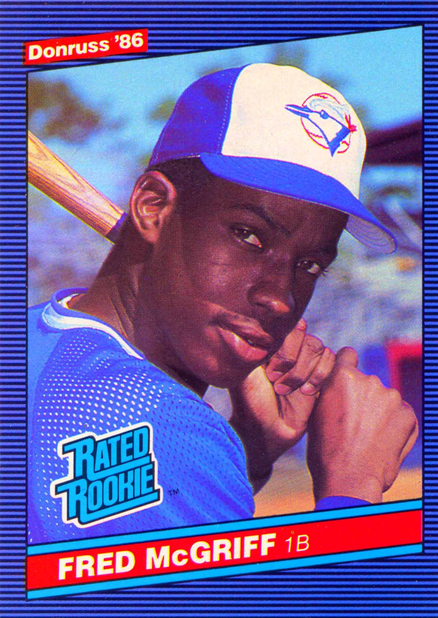 1986 Donruss Rated Rookie