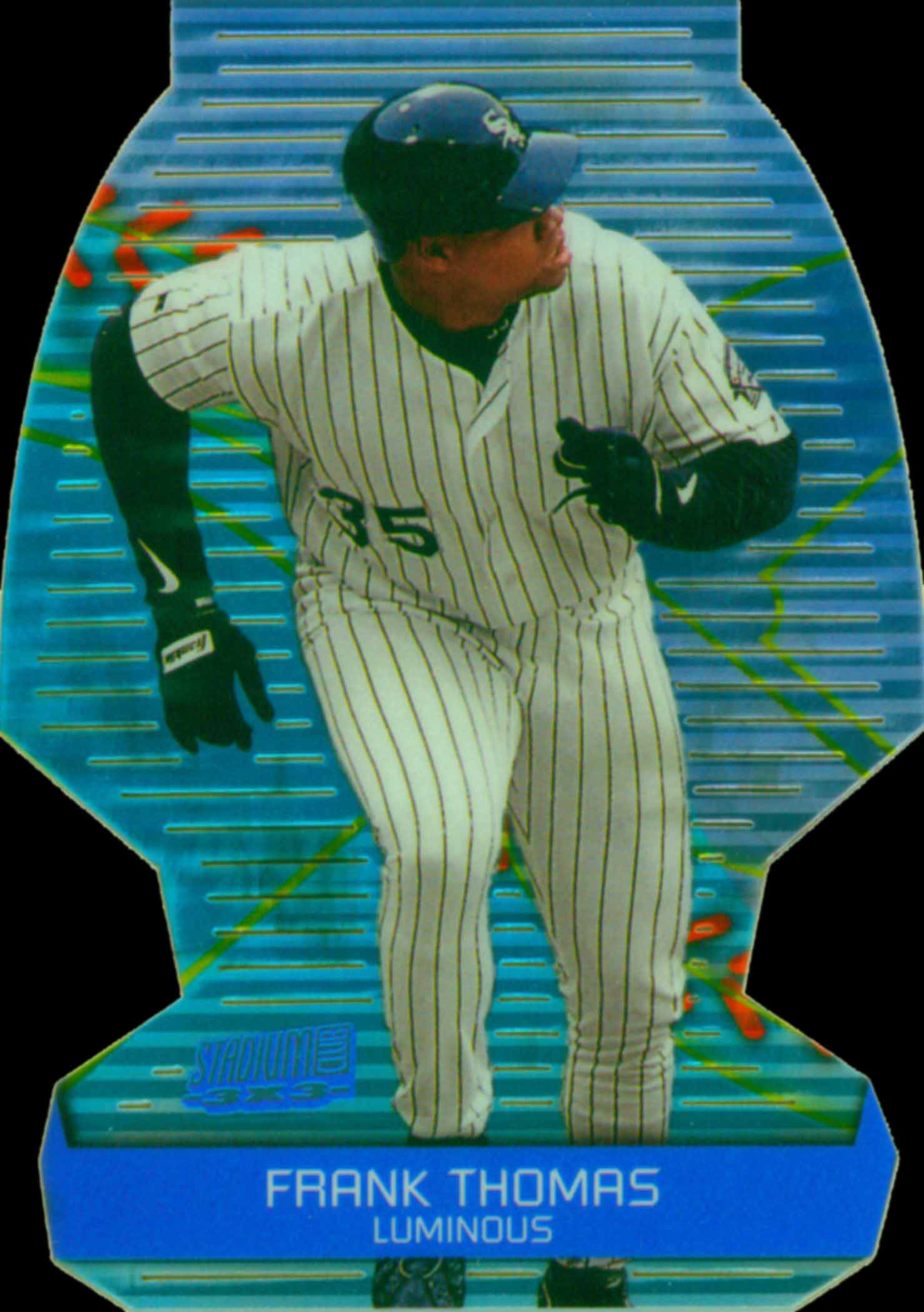 1999 Topps Power Brokers Refractors