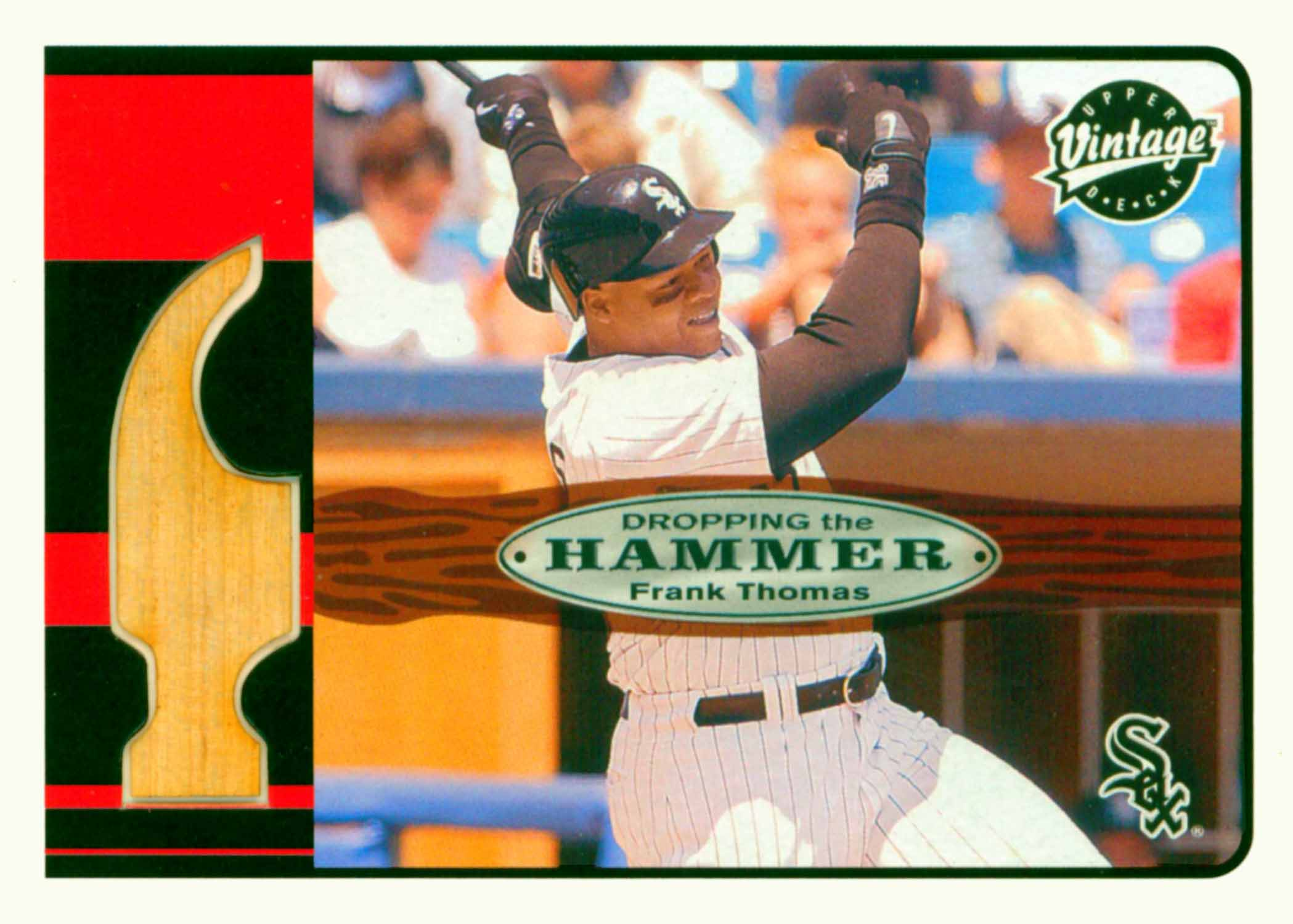 2003 Upper Deck Vintage Dropping the Hammer