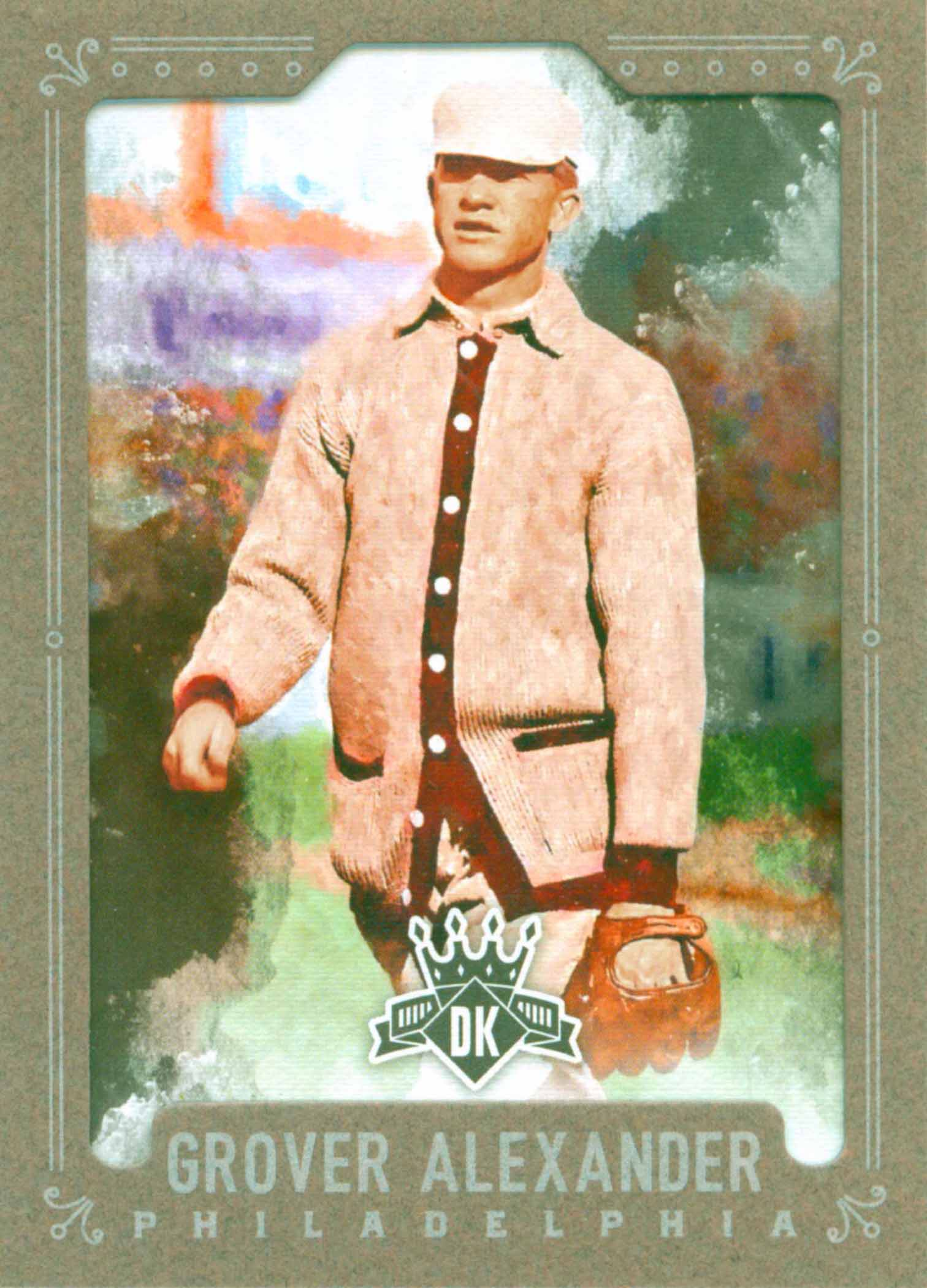 2014 Panini Hall of Fame Diamond Kings