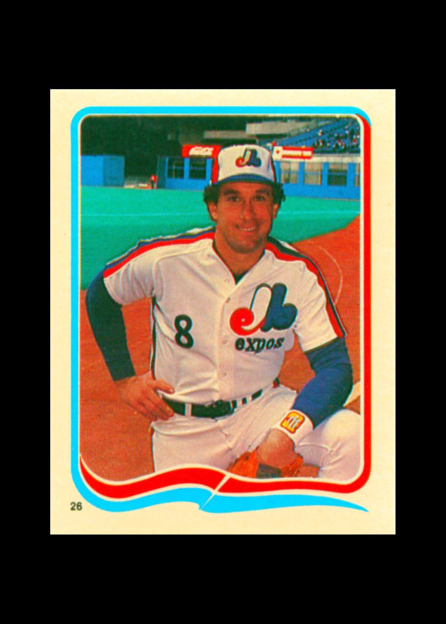 1984 Topps Glossy Send-Ins