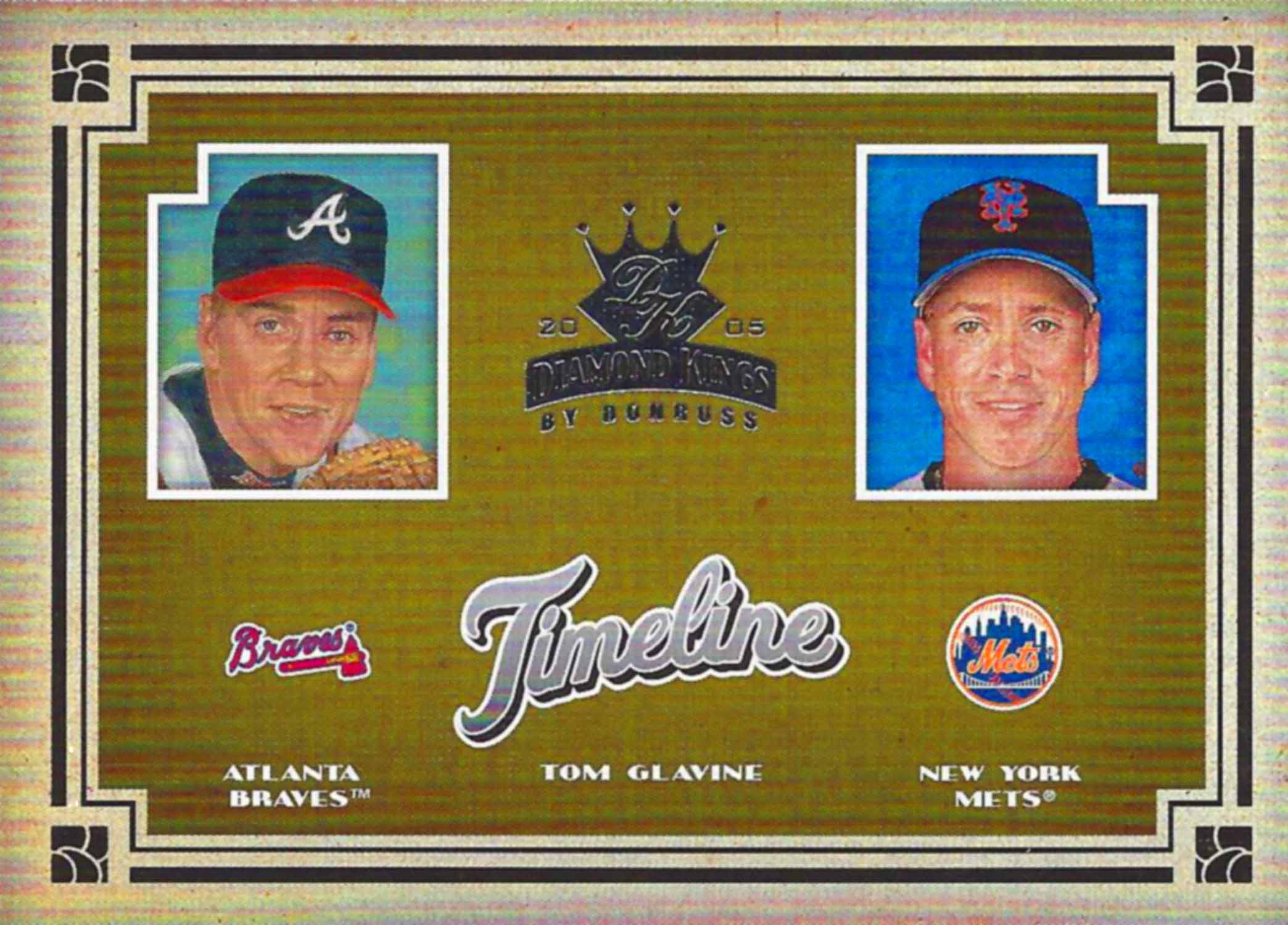 2004 Donruss Mound Marvels