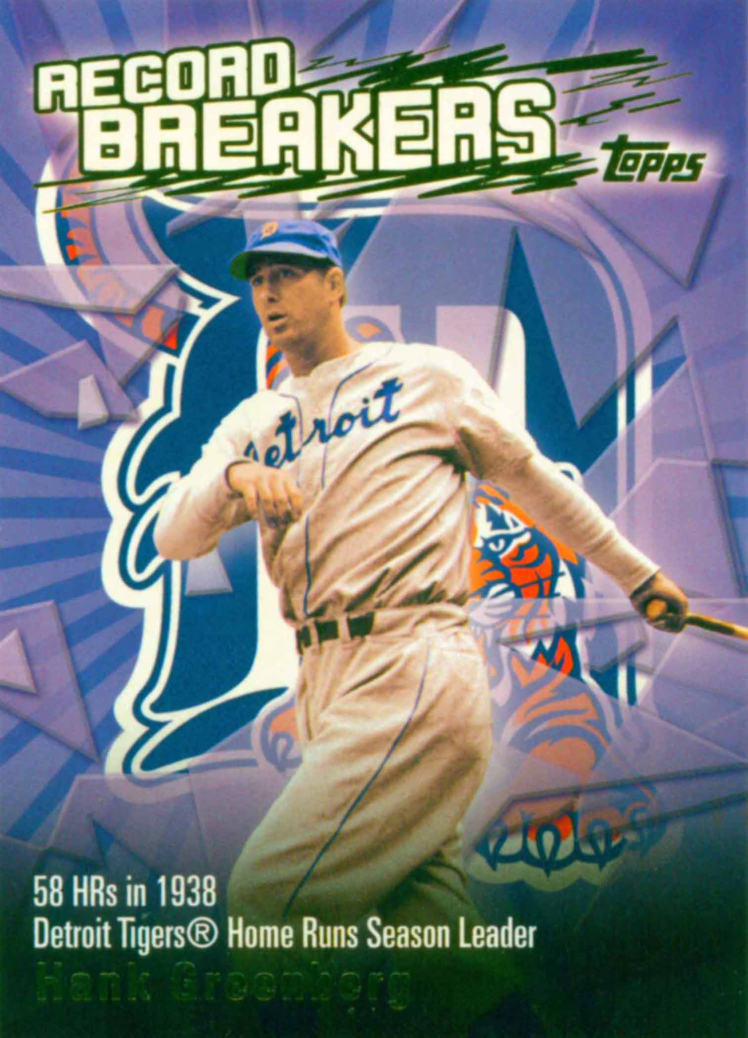 2003 Topps Record Breakers