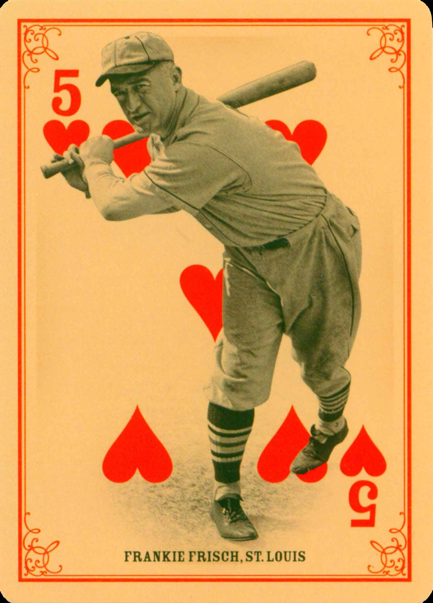 2013 Panini Golden Age Playing Cards