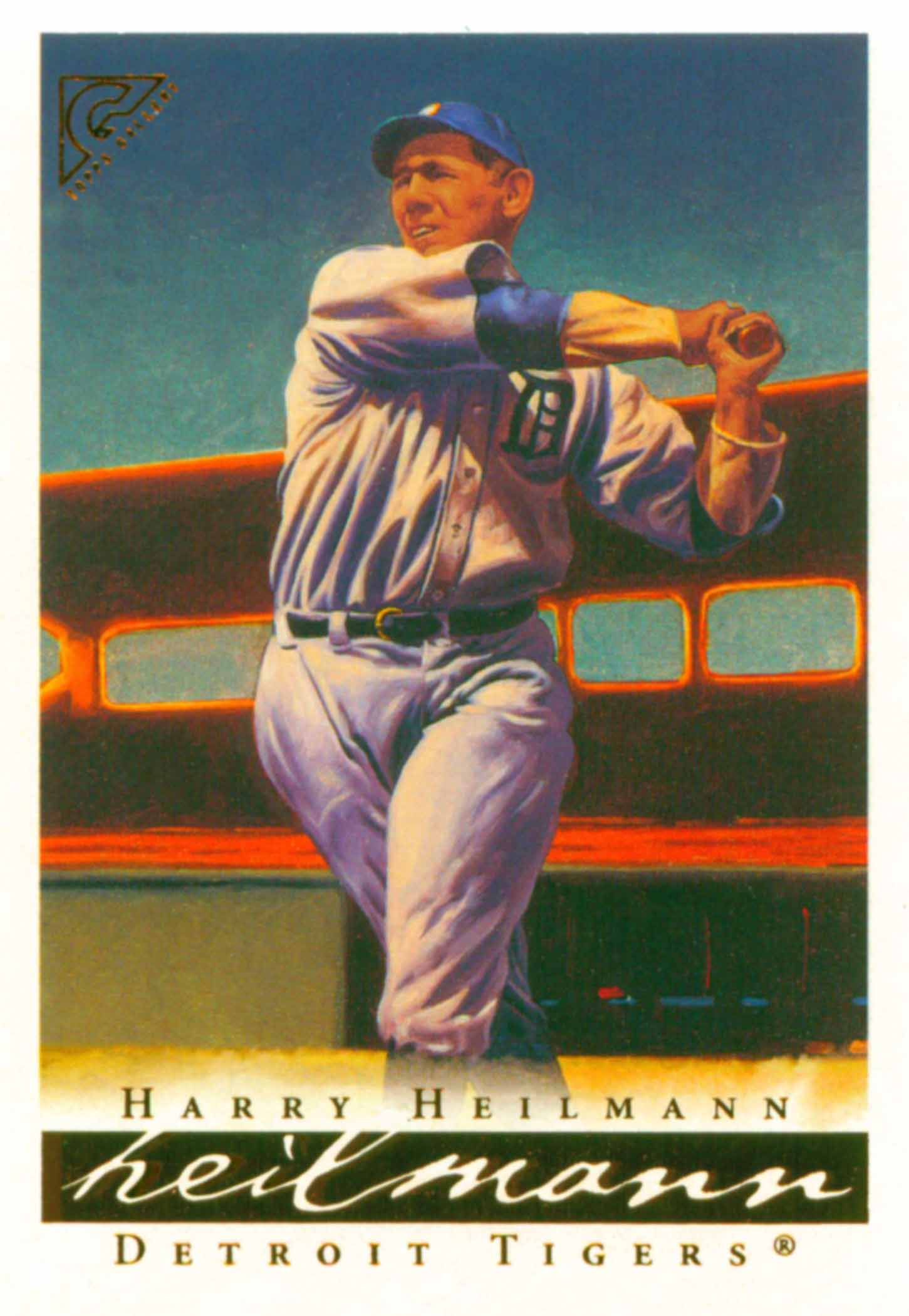 2003 Topps Gallery Hall of Fame