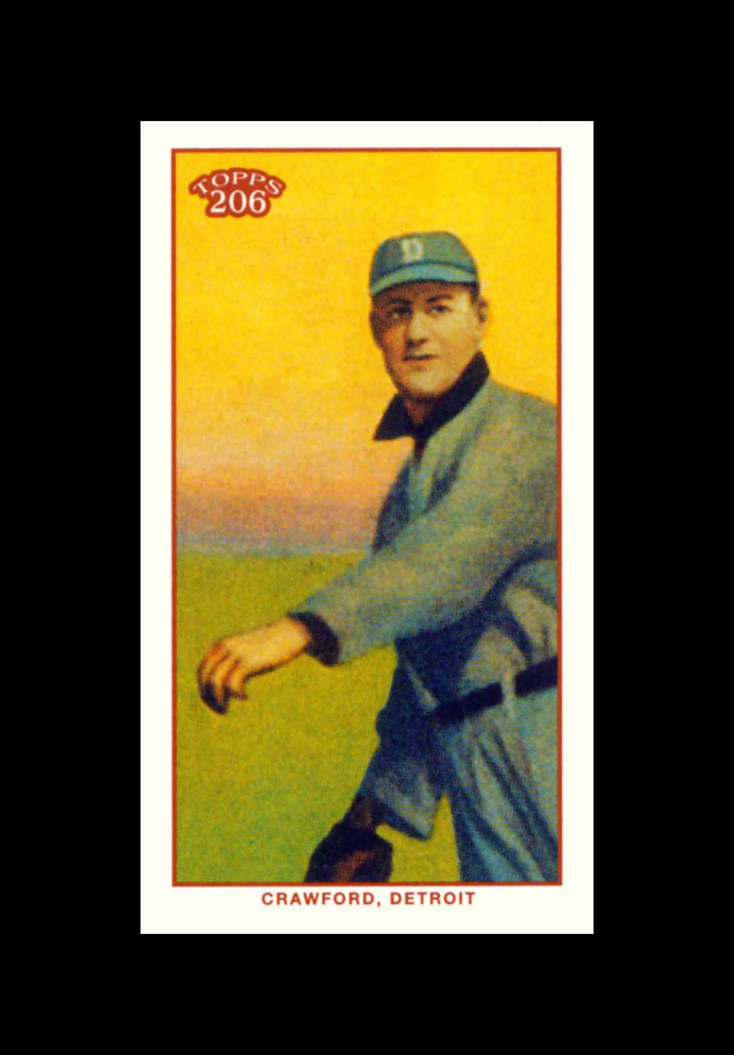 2002 Topps 206 Sweet Caporal Blue