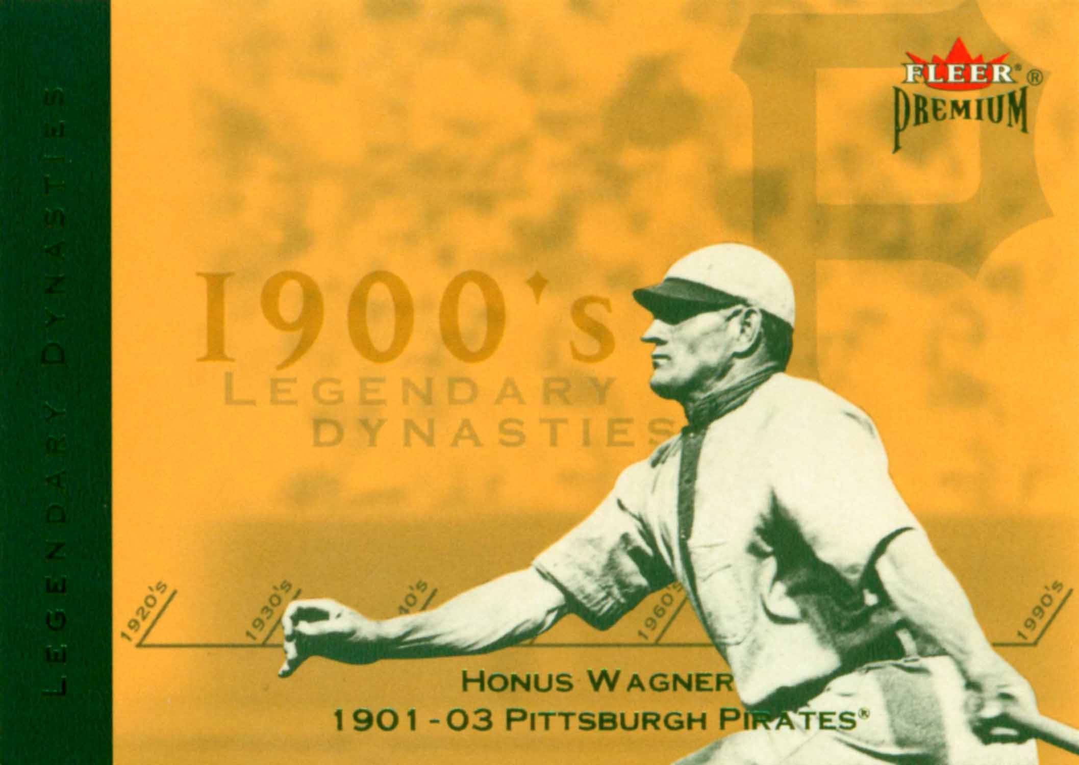 2002 Fleer Premium Legendary Dynasties