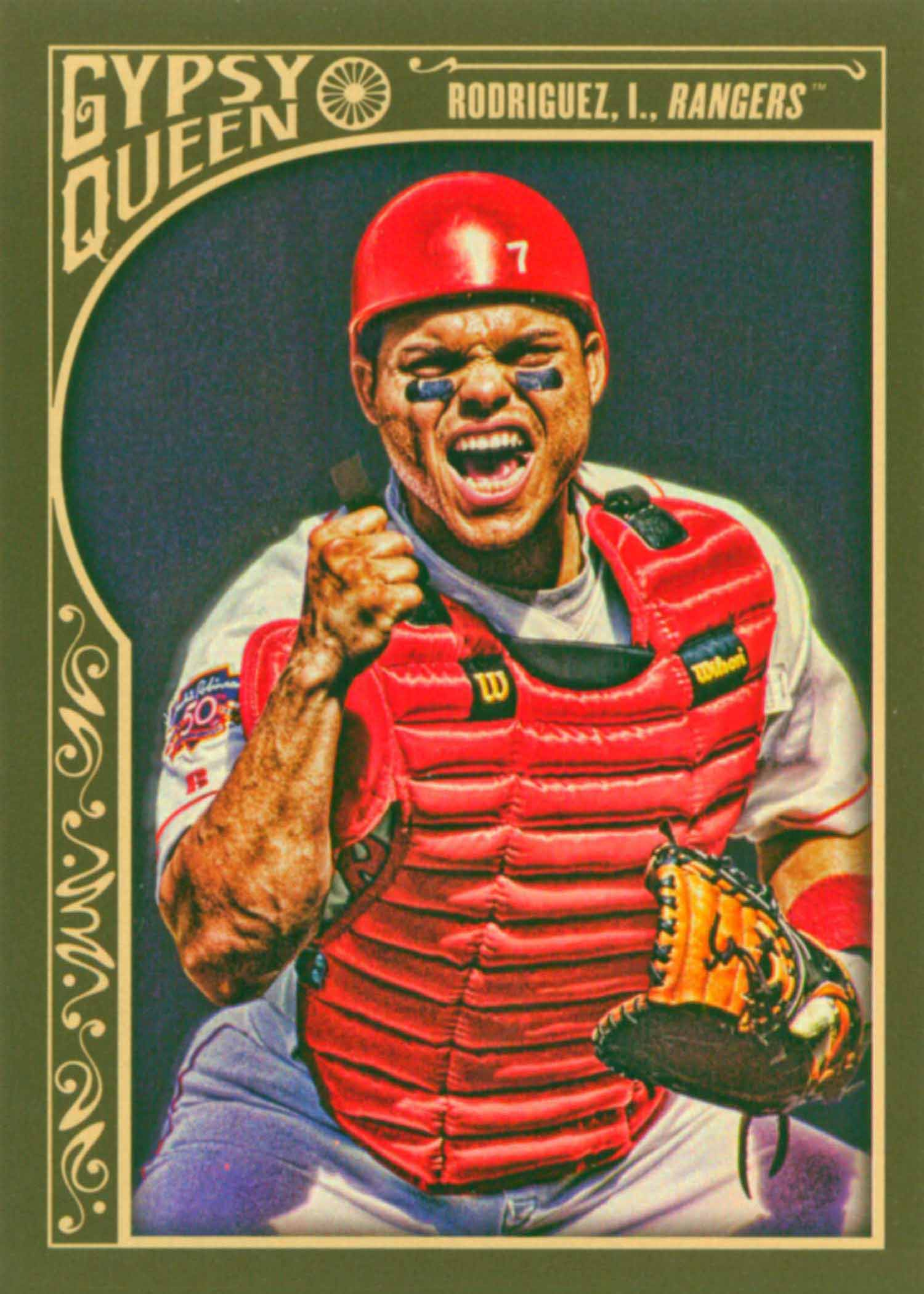 2015 Topps Gypsy Queen