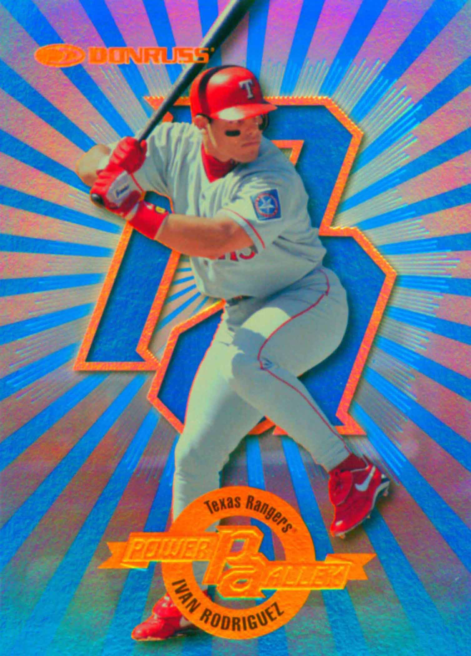 1997 Donruss Power Alley