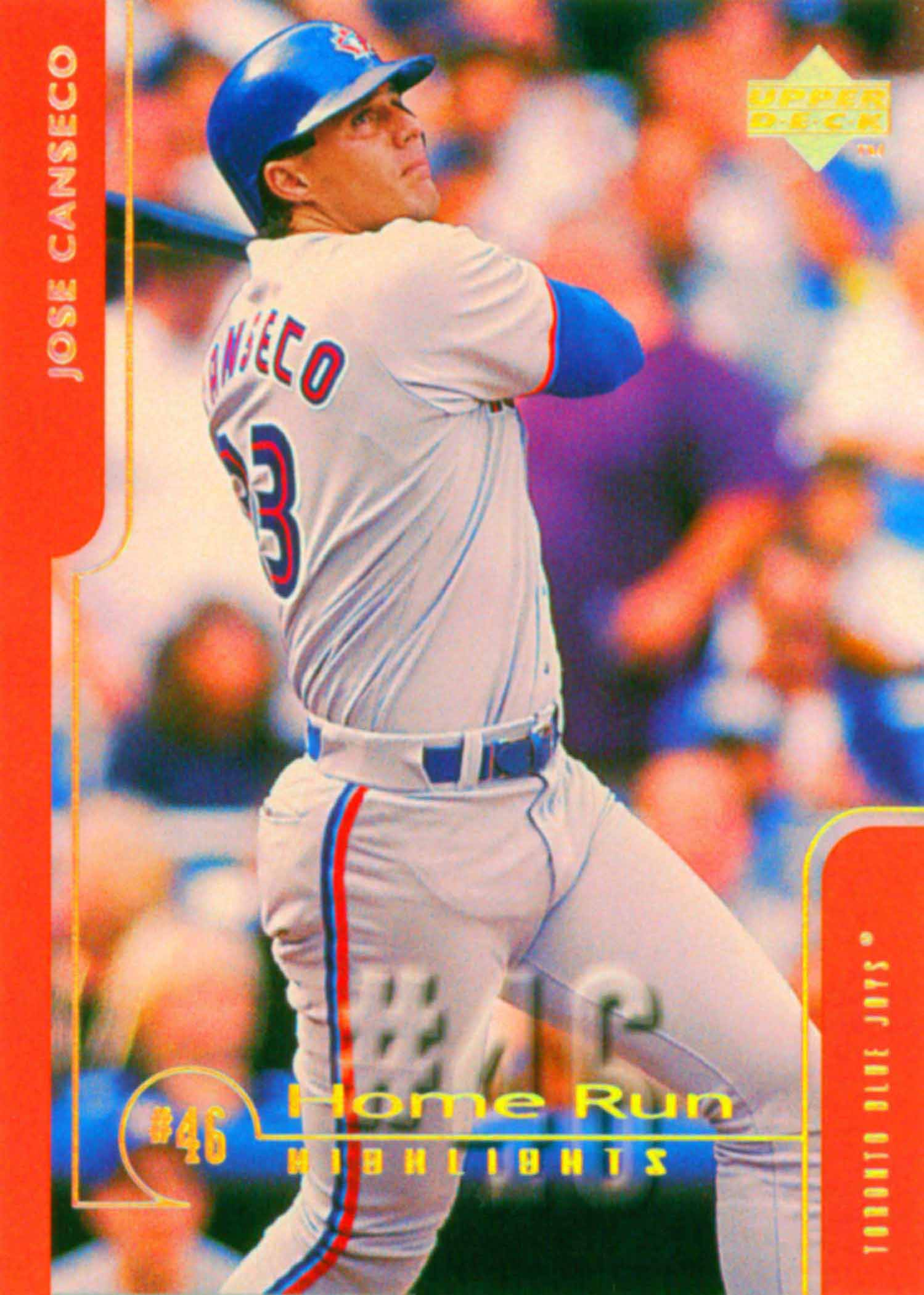 1999 Upper Deck Challengers for 70 Challengers Edition Home Run Highlights