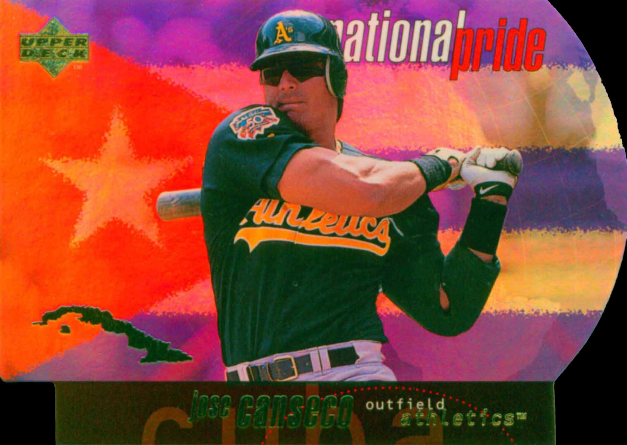 1998 Upper Deck National Pride