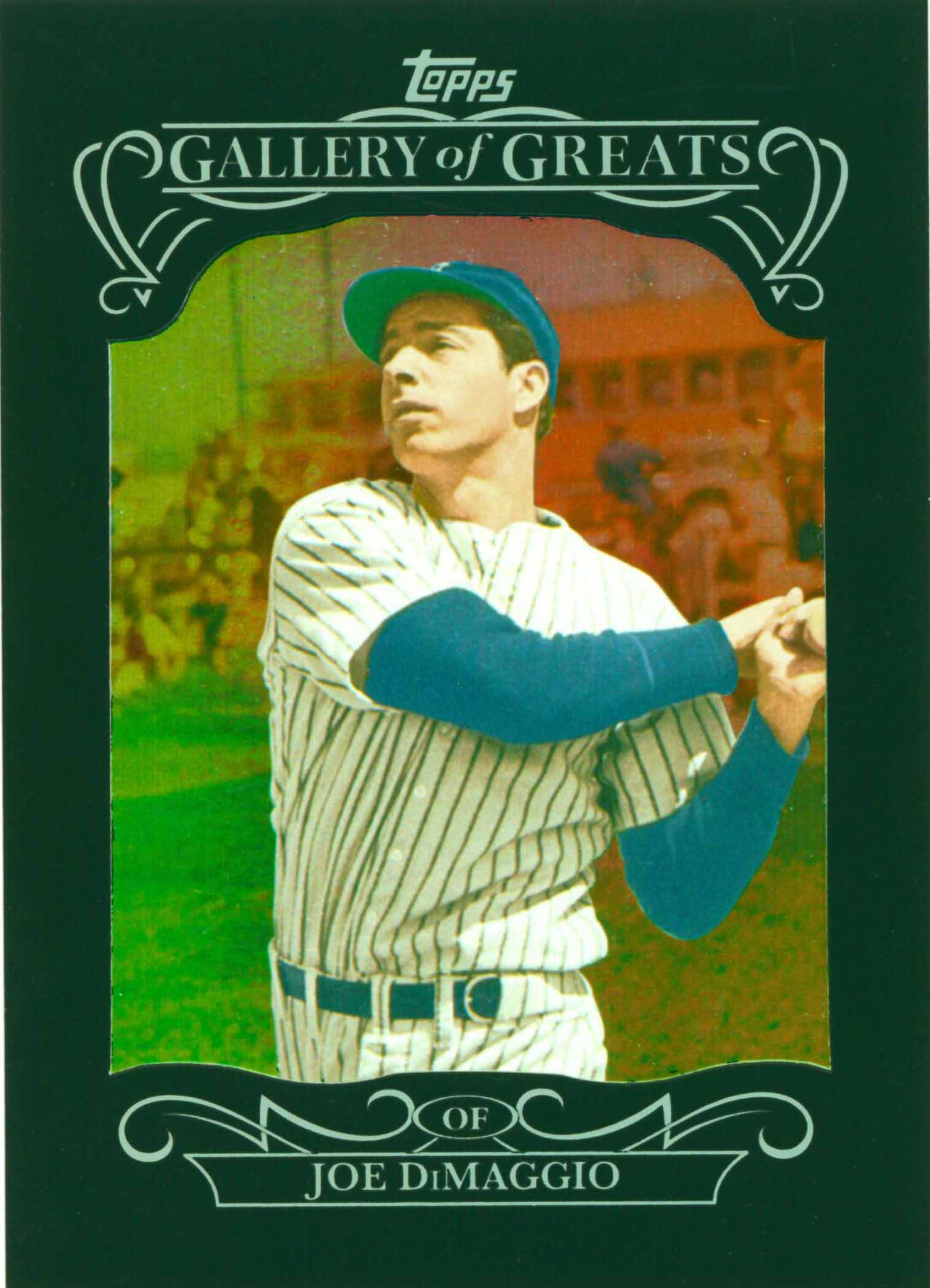 2015 Topps Gallery of Greats