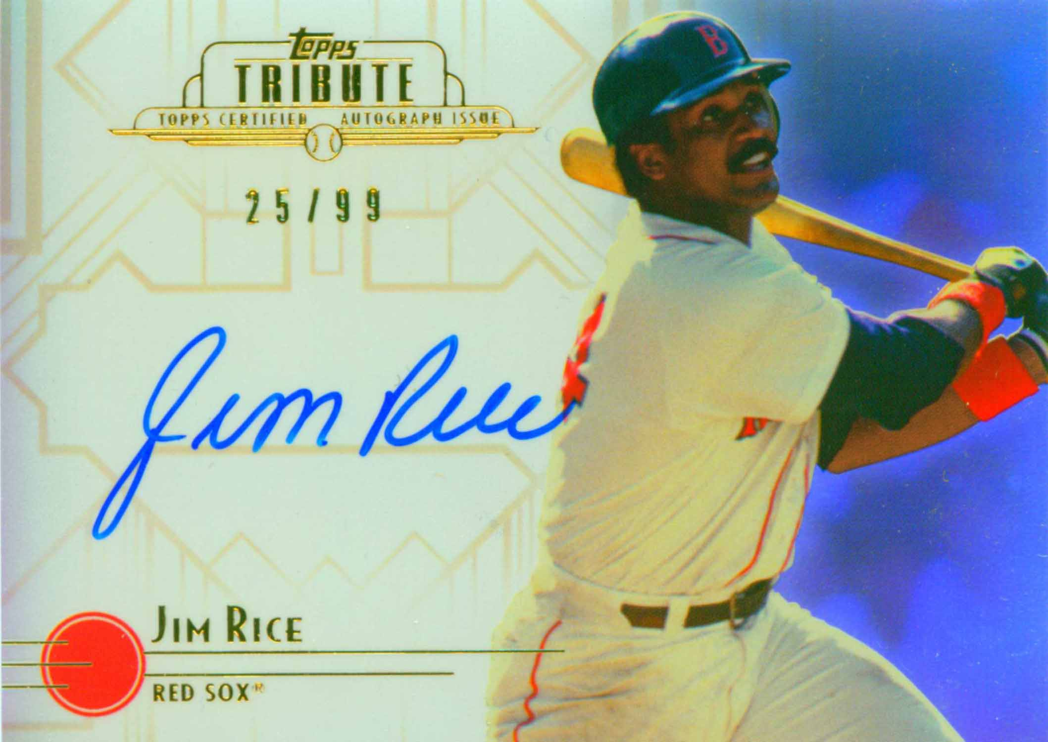 2014 Topps Tribute Autographs