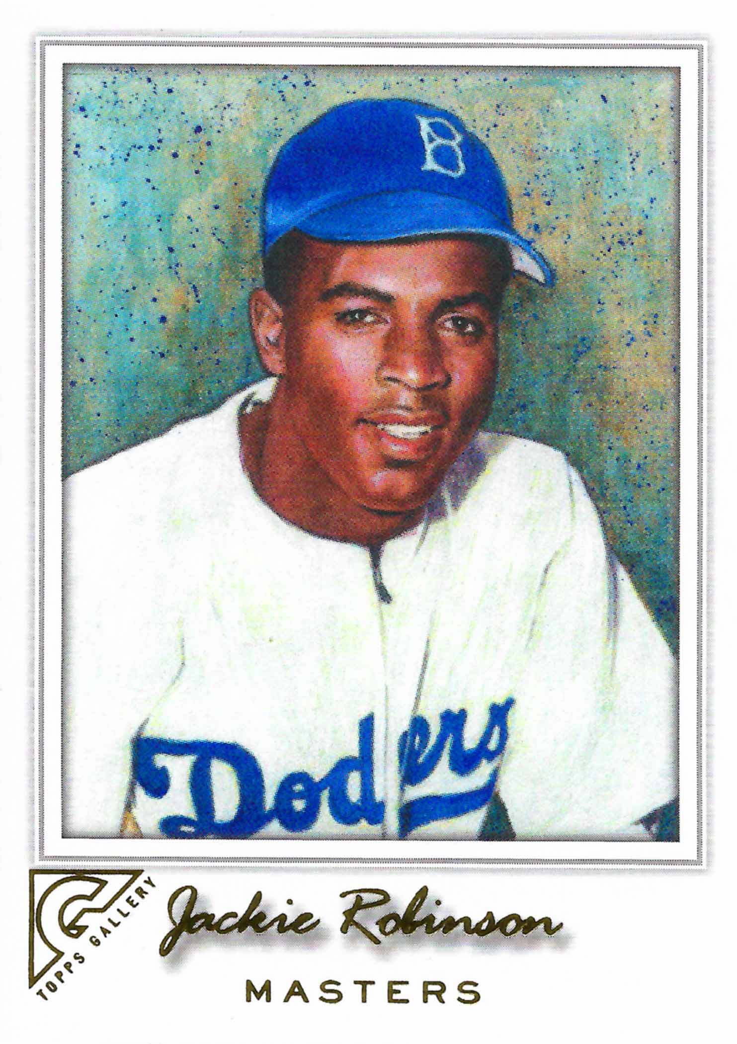 2015 Topps The Jackie Robinson Story