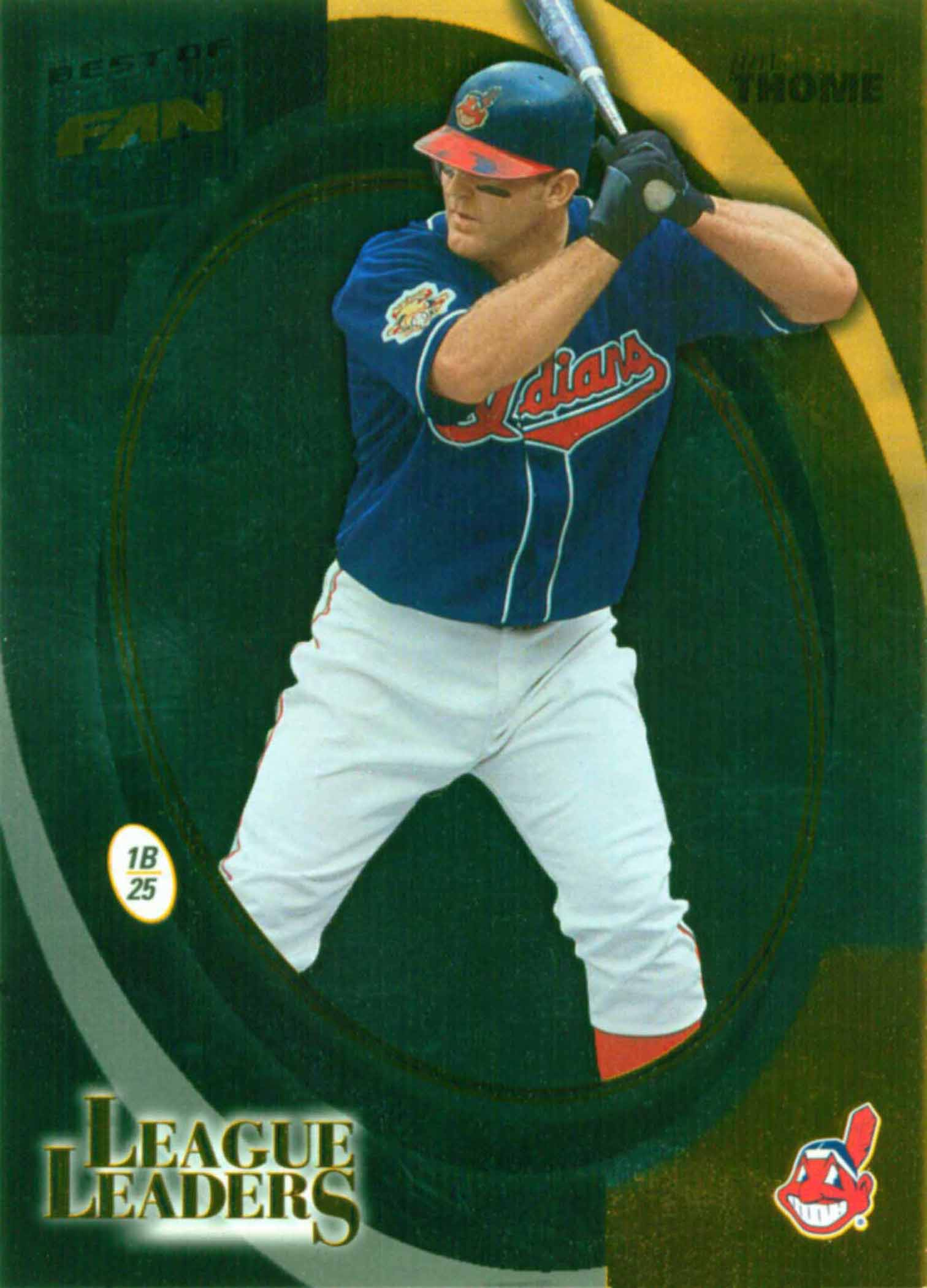 2002 Donruss Best of Fan Club League Leaders