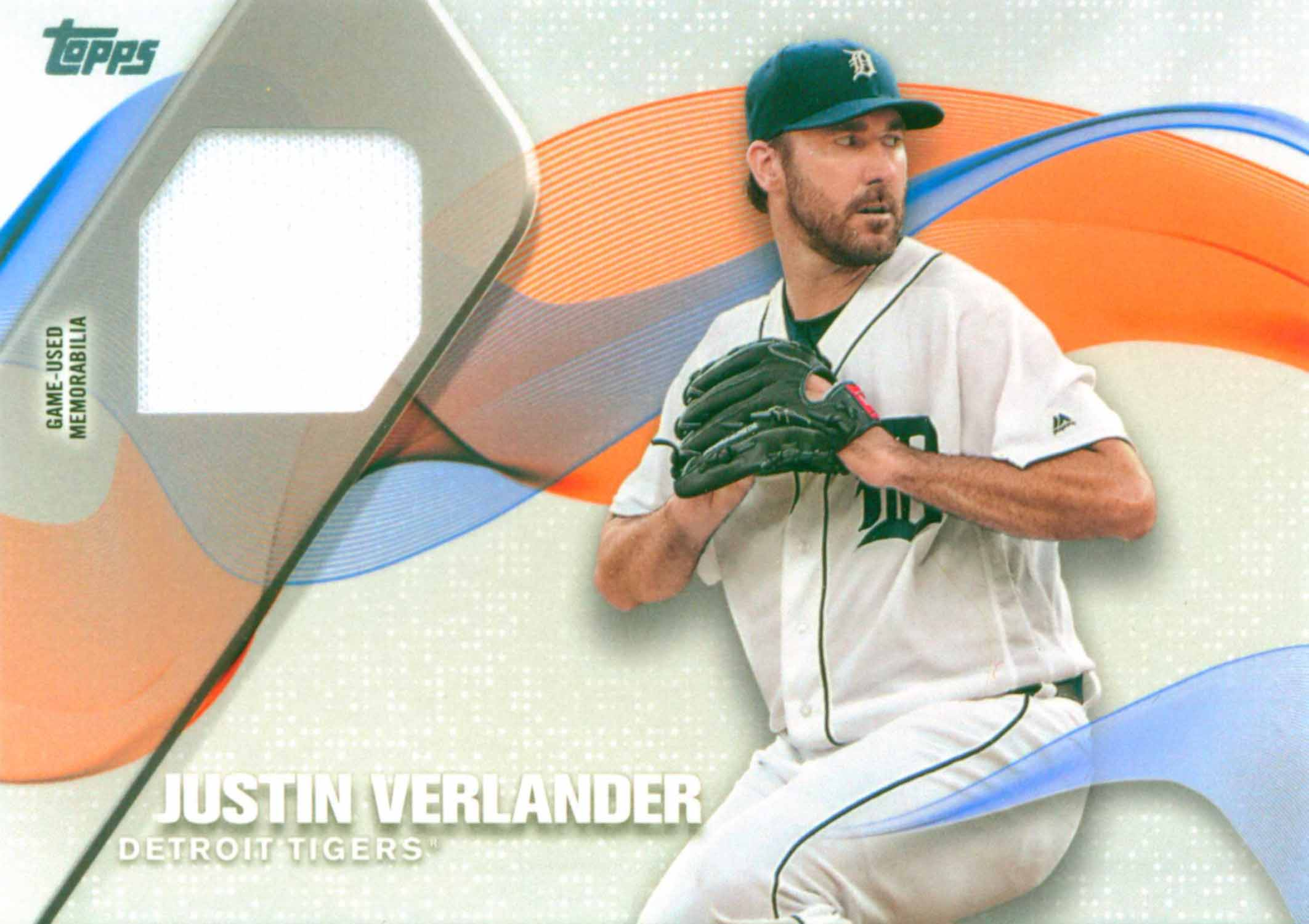 2017 Topps Major League Materials
