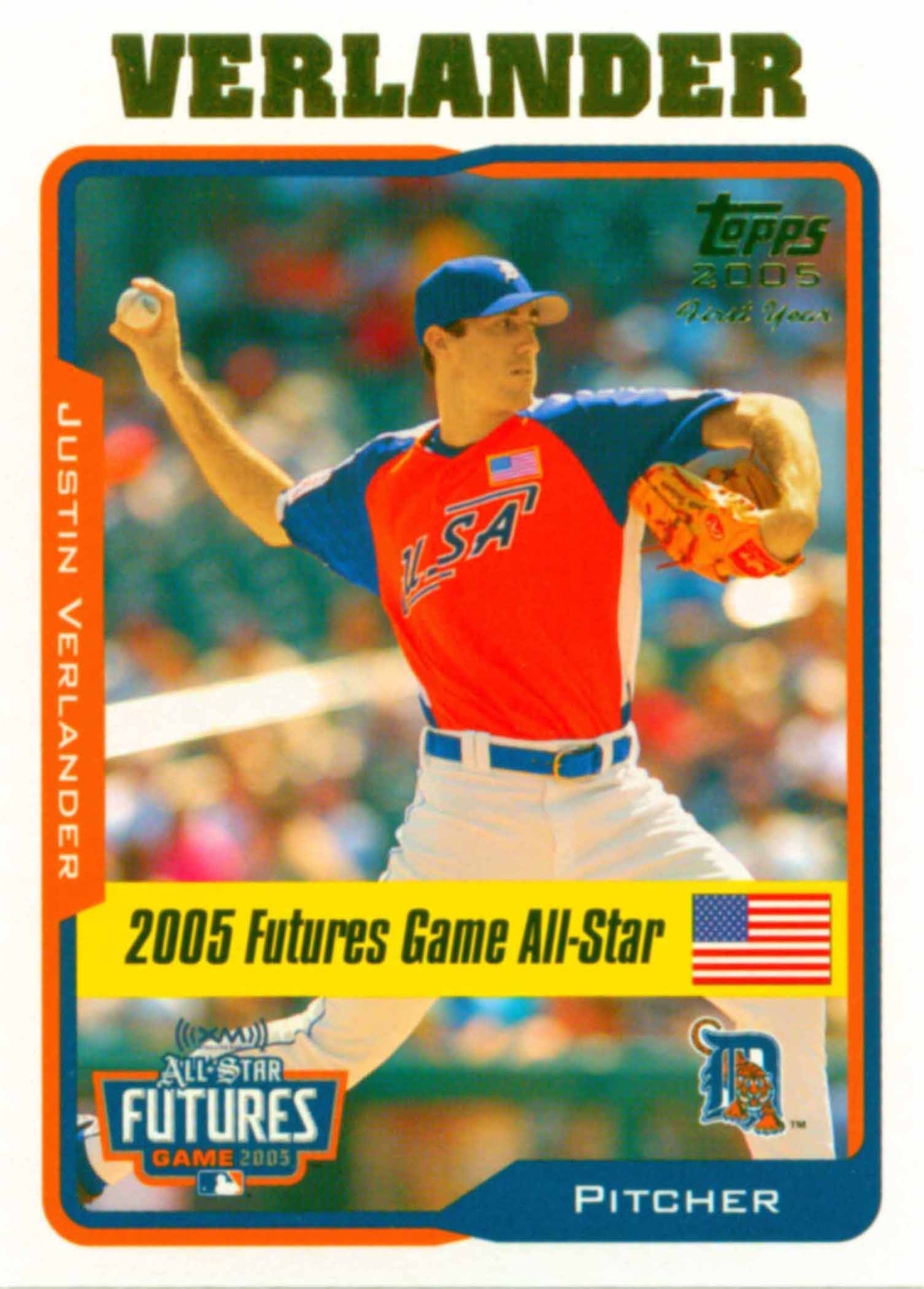 2005 Topps First Year
