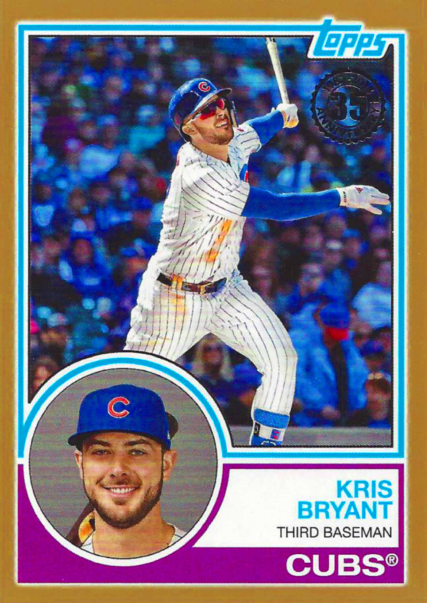 2017 Topps Heritage Topps Game