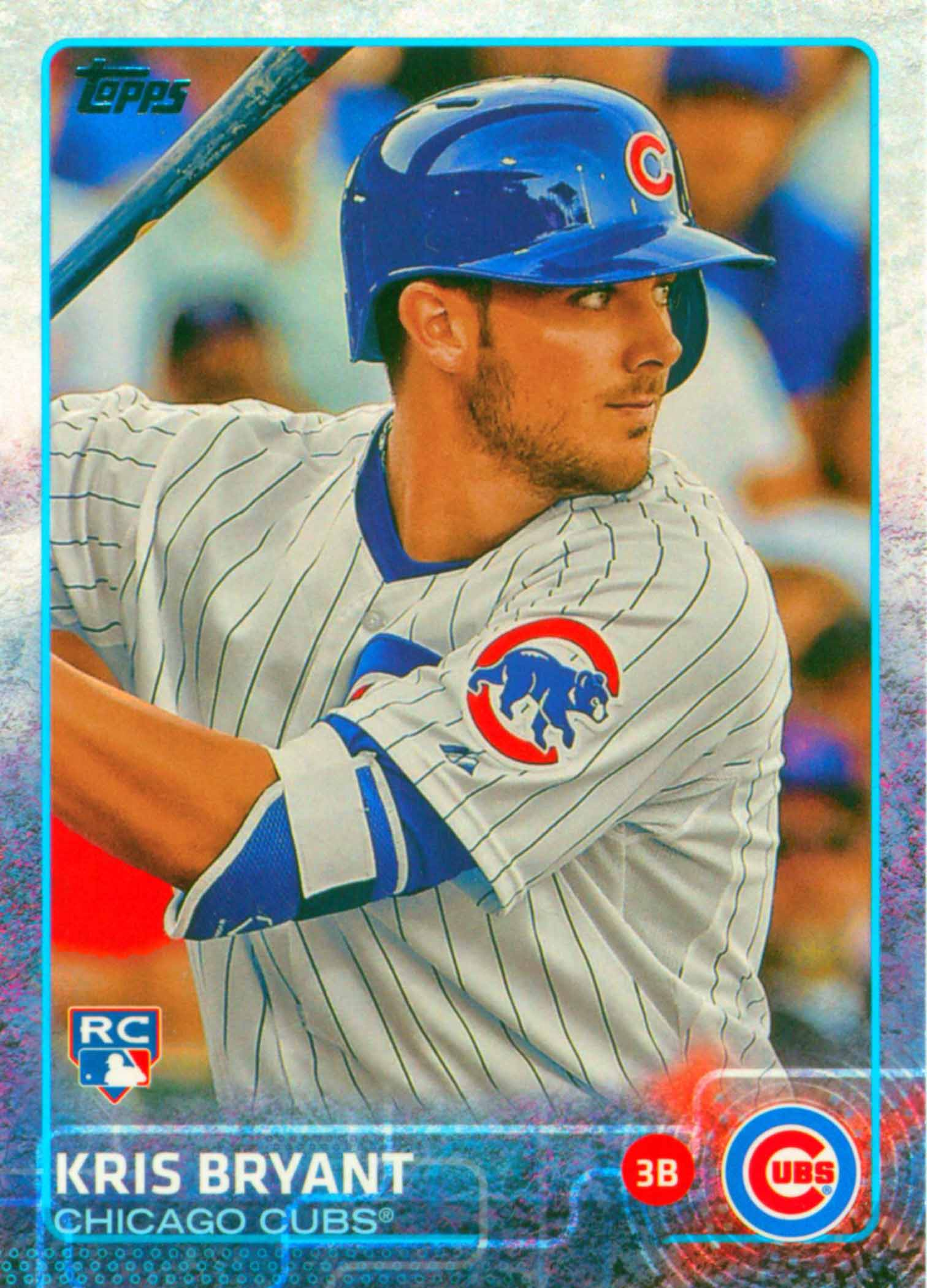 2016 Topps 100 Years at Wrigley Field