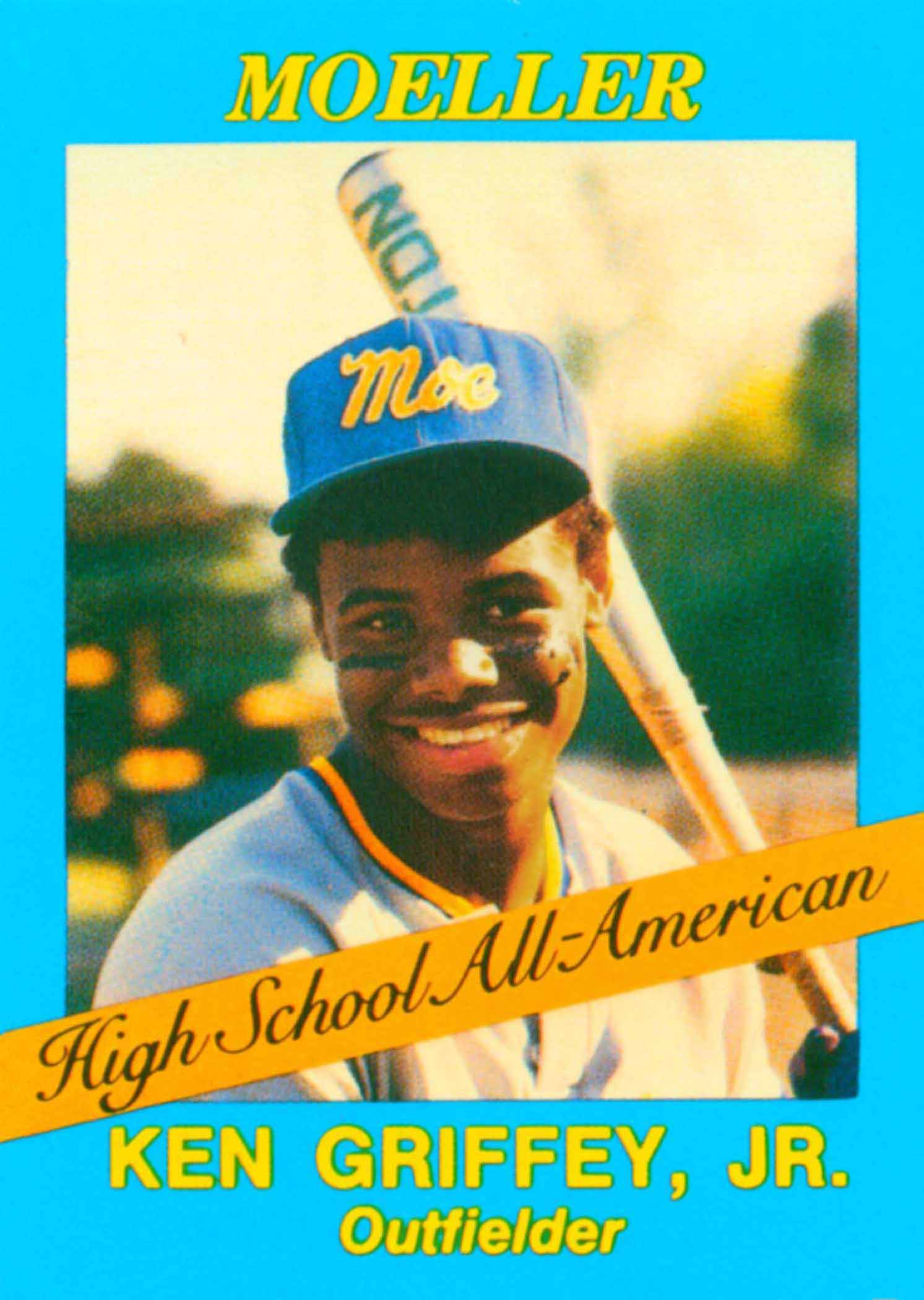 1987 Griffey Moeller High School