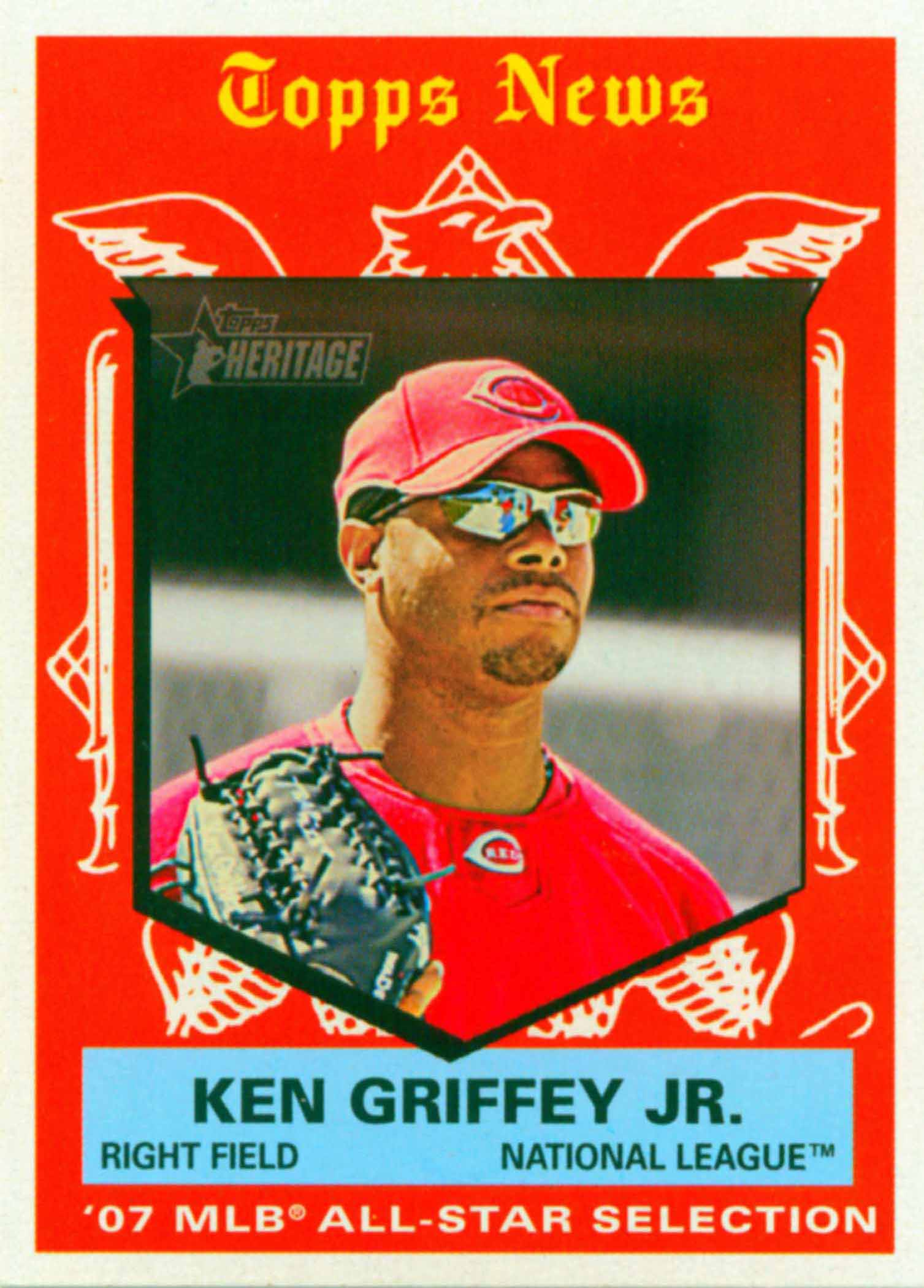 2008 Topps Heritage All-Star