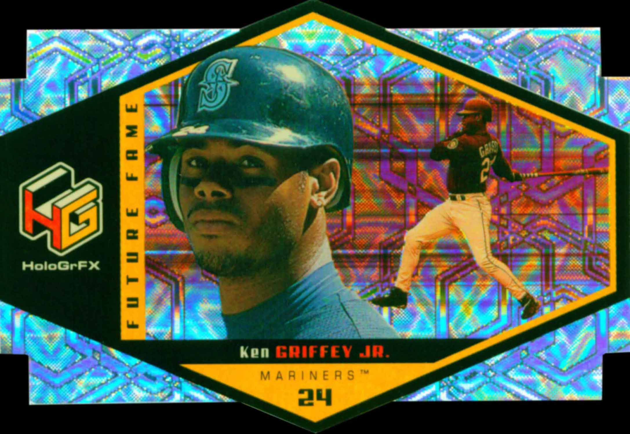 1999 Upper Deck HoloGrFX Future Fame