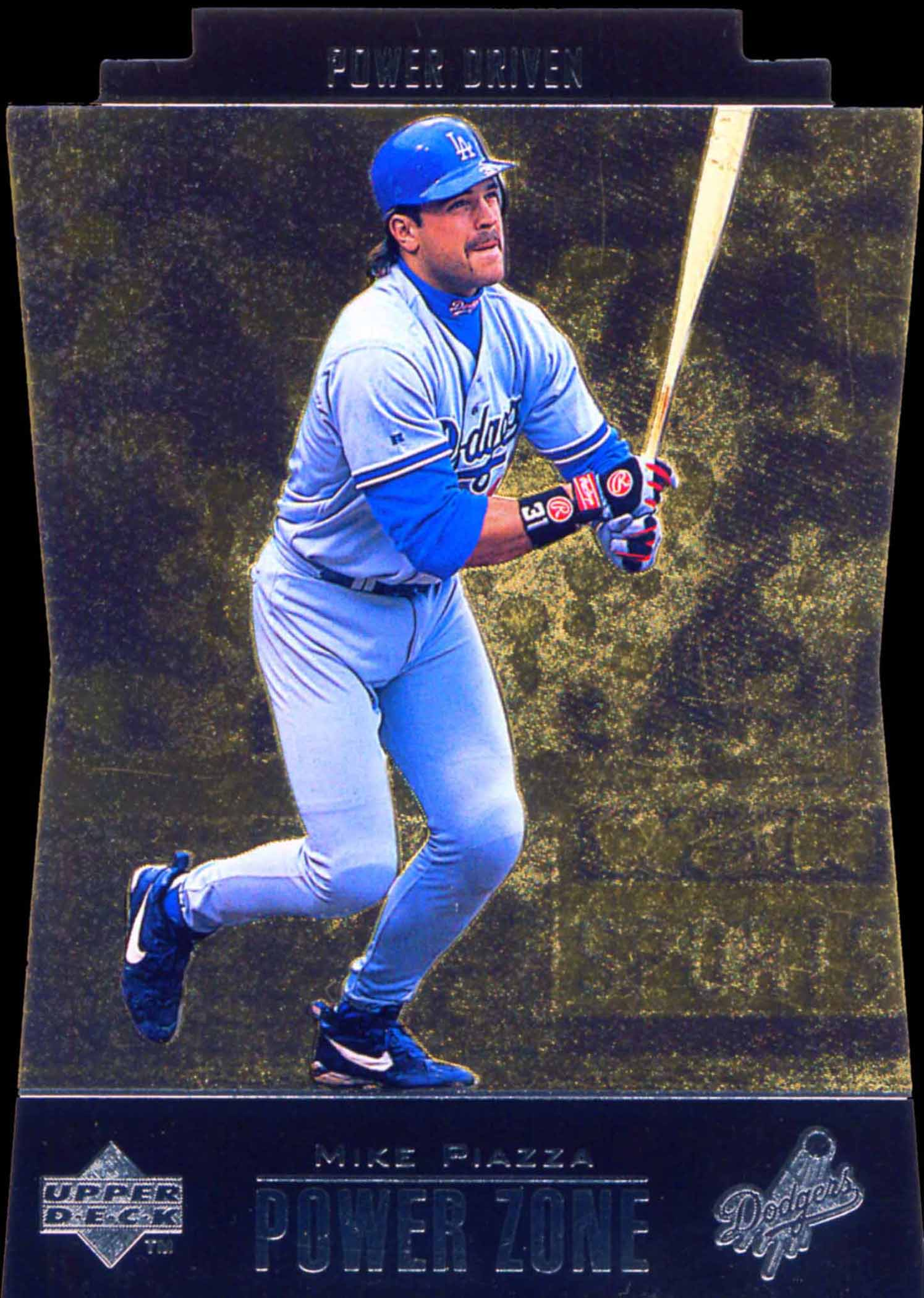 1998 Topps Chrome Clout Nine Refractors